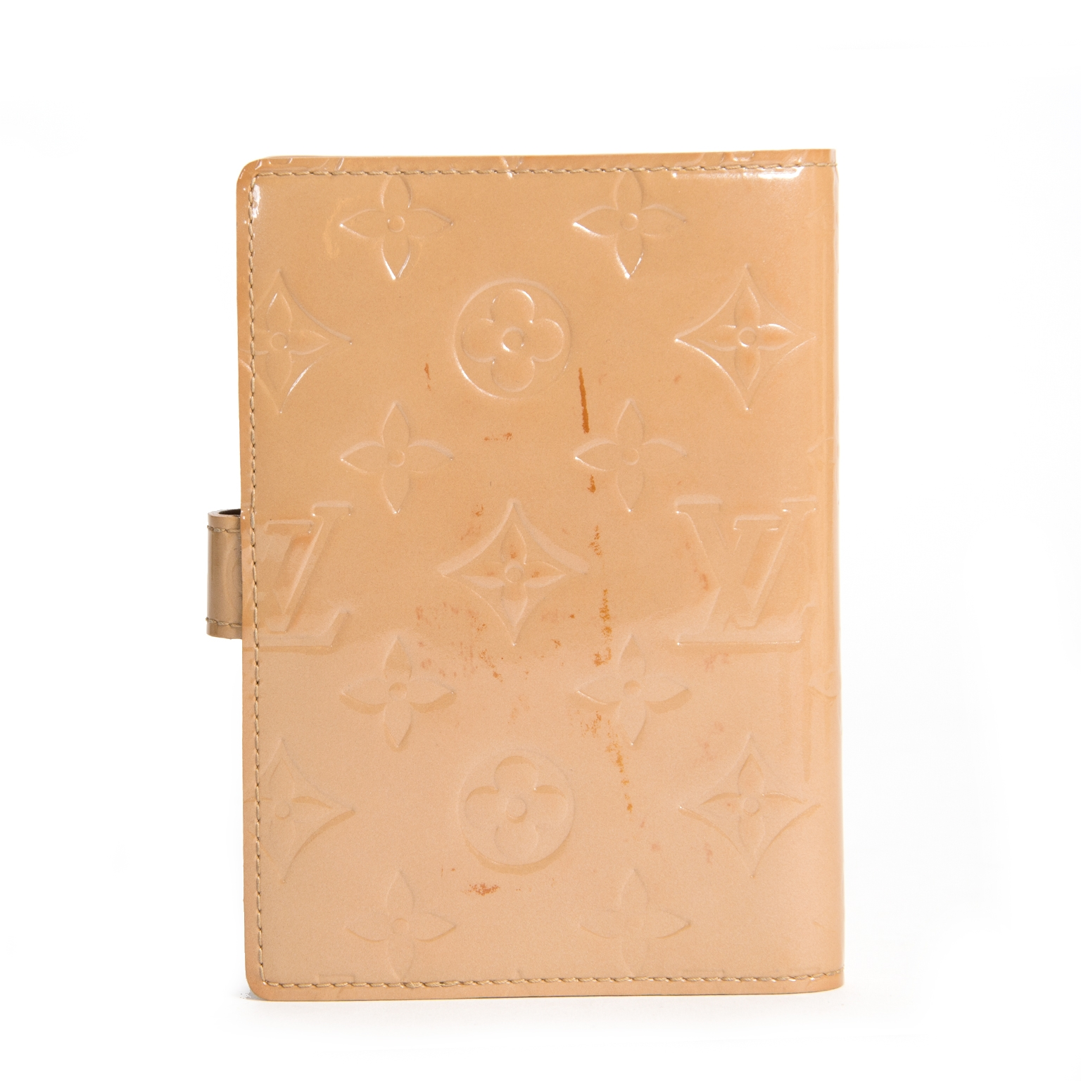louis vuitton vernis monogram agenda now for sale at labellov vintage fashion webshop belgium