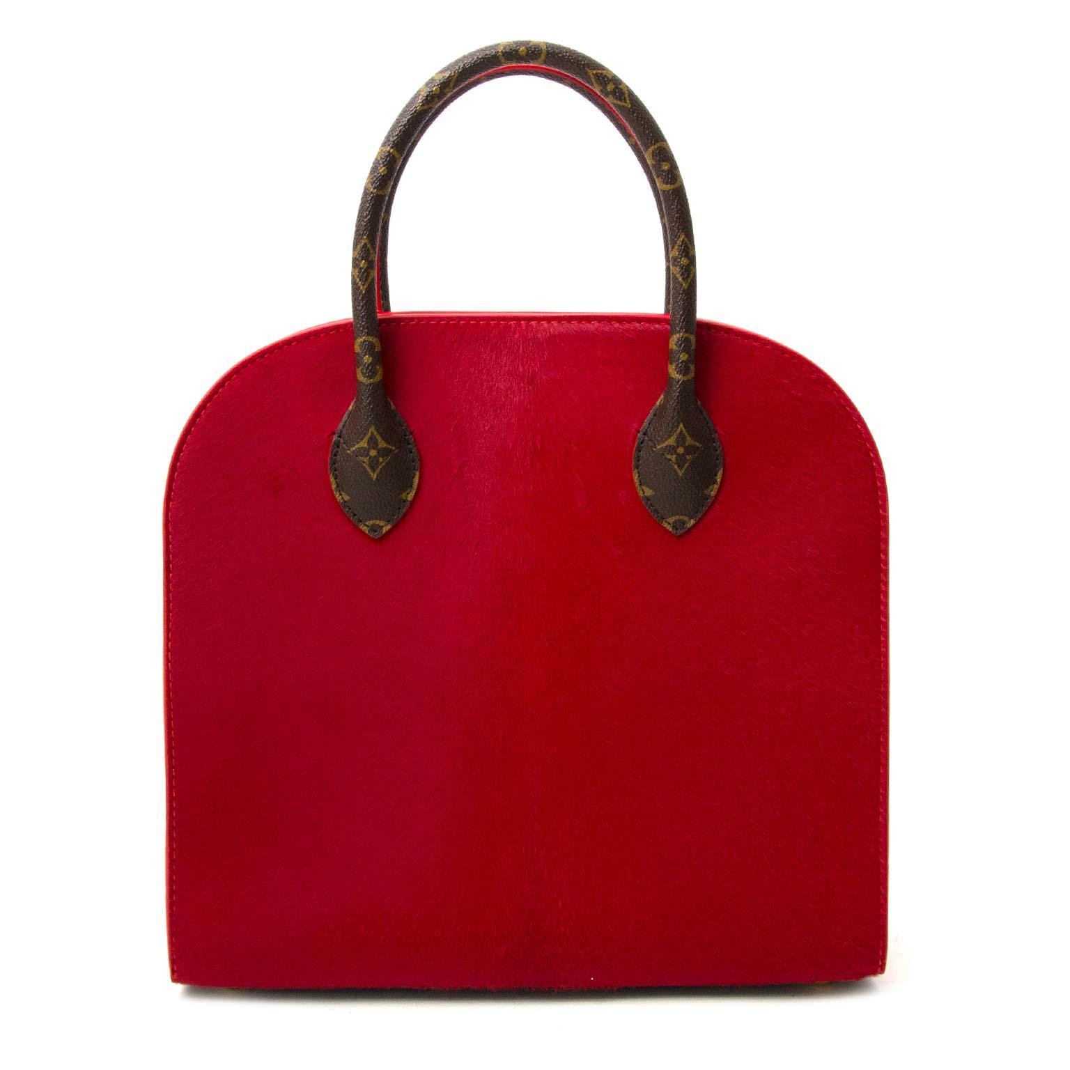 koop online aan de beste prijs Limited Never Used Louis Vuitton Christian Loubouin Shopper bag