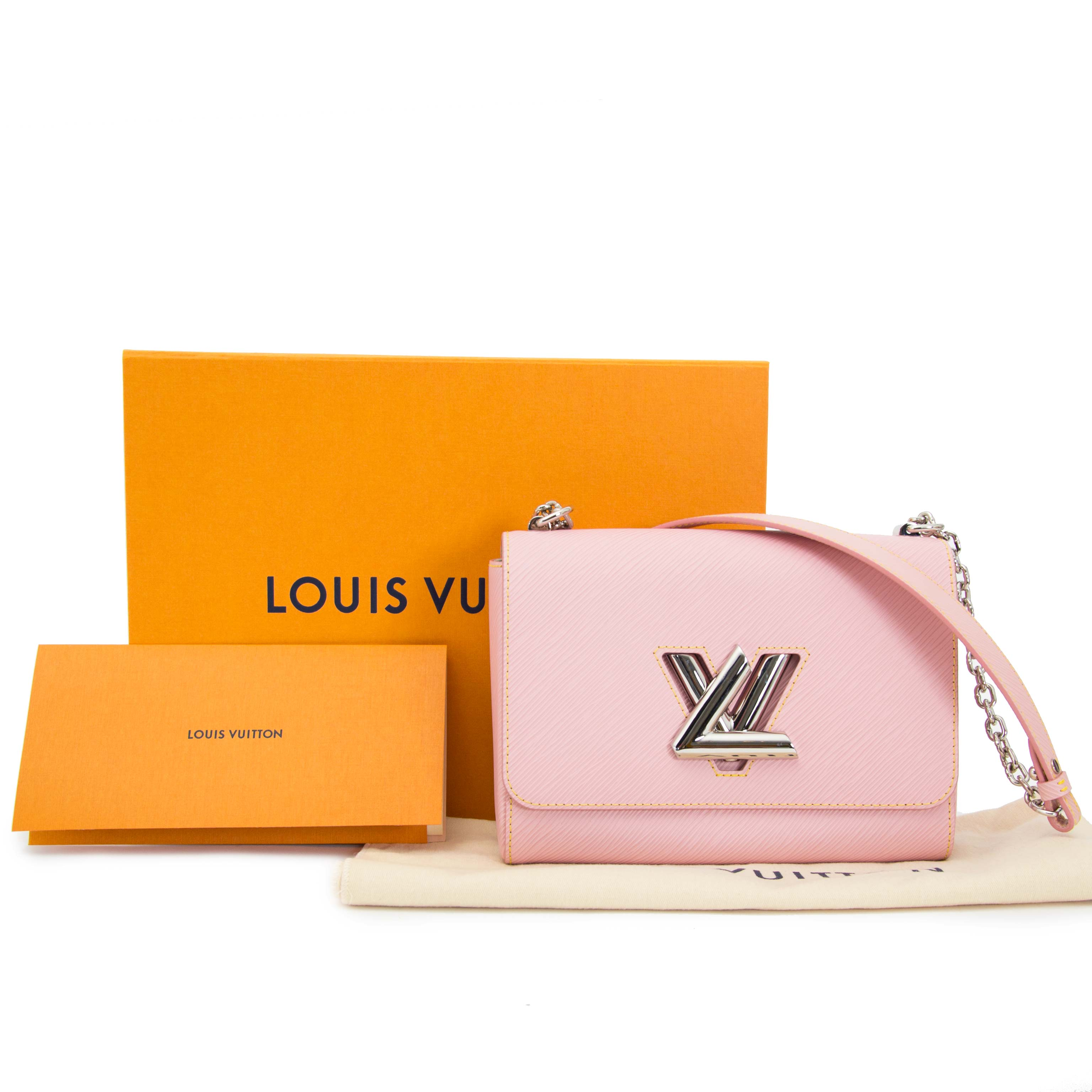 looking for the perfect christmas gift ? Louis Vuitton Baby Pink Twist MM