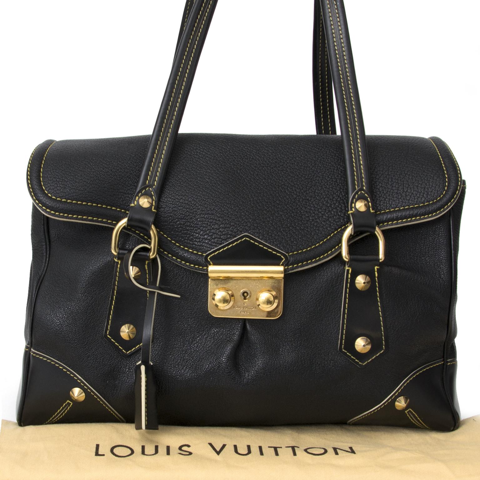 Authentieke Louis Vuitton L'Absolu voor de juiste prijs bij LabelLOV vintage webshop. Veilig online winkelen. Luxe, vintage, mode. Antwerpen, België.