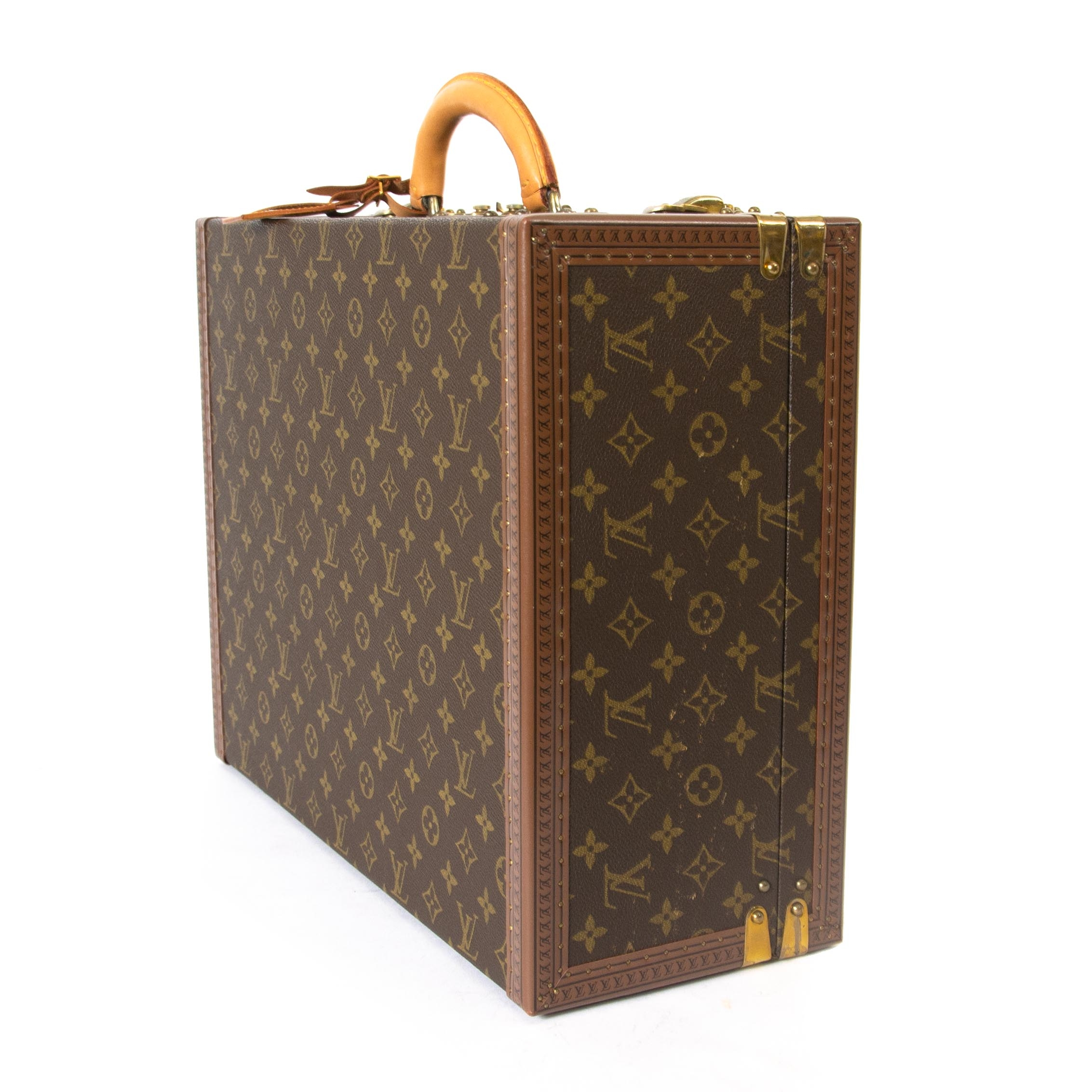 buy Louis Vuitton Monogram President 45 Trunk at labellov antwerp