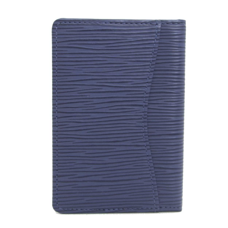 Louis Vuitton Epi Blue Pocket Organiser  veilig online kopen tegen de beste prijs