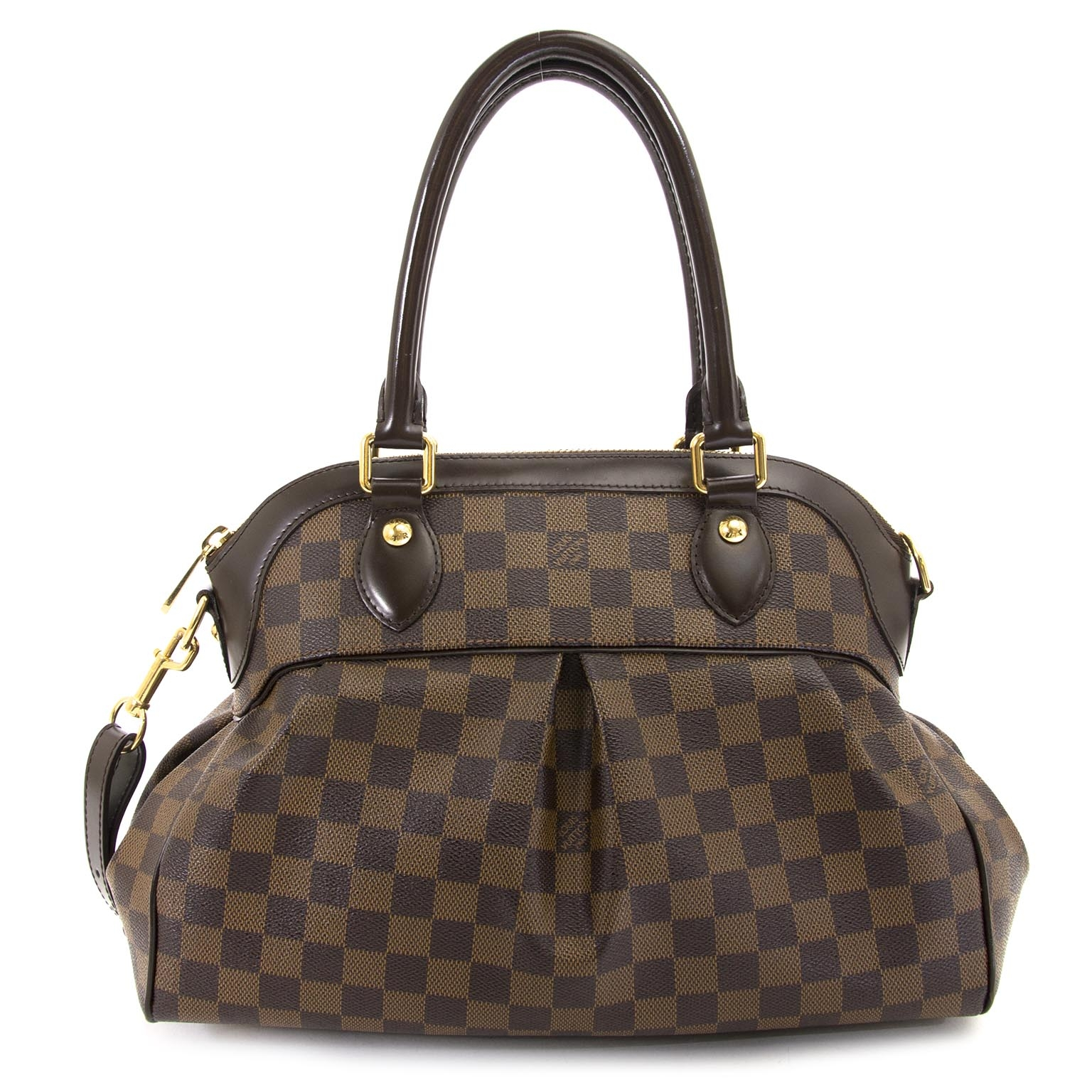 89299521d284 Buy safe and secure Louis Vuitton Damier Trevi PM for sale at the best  price at Labellov secondhand luxury