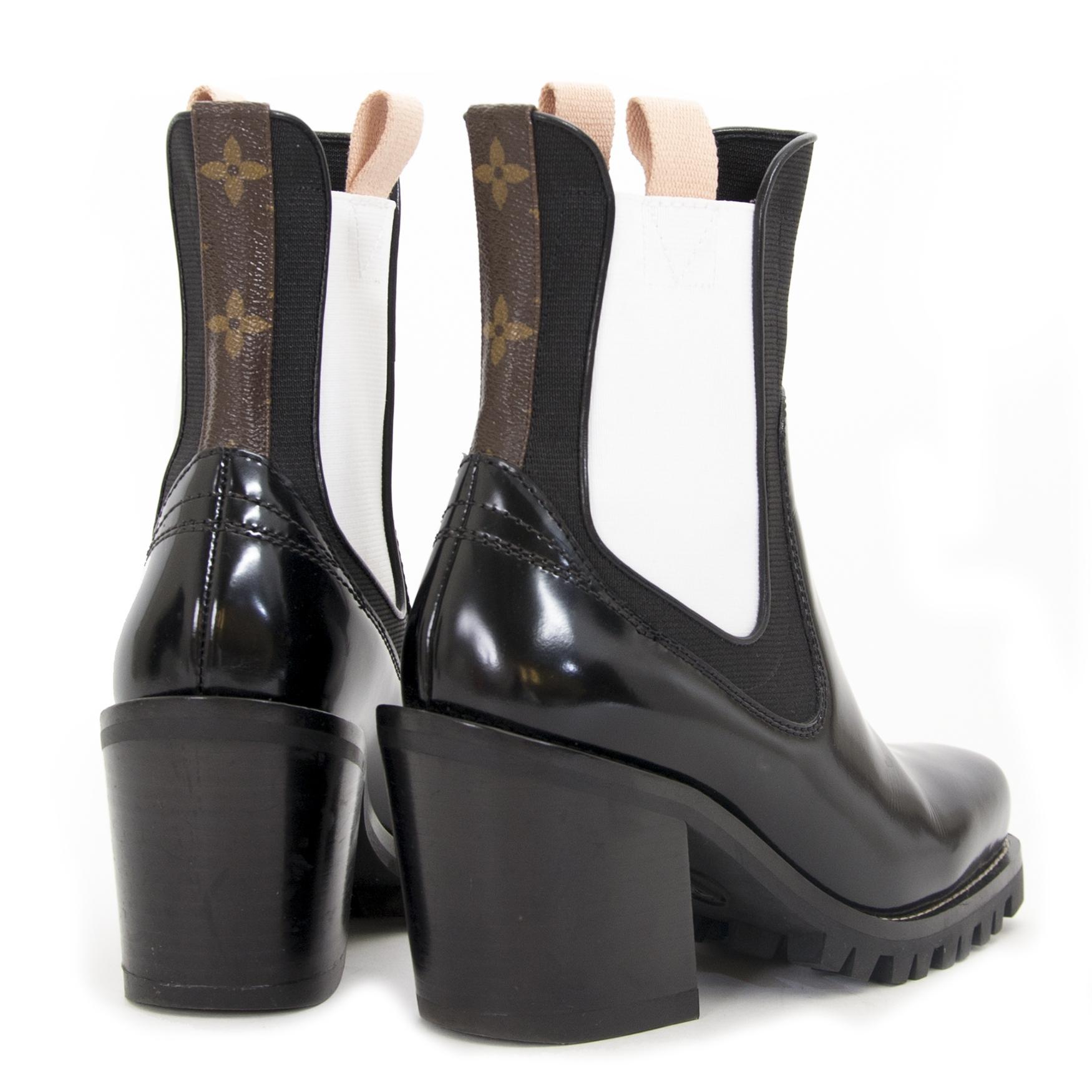 Louis Vuitton Limitless Ankle Boots te koop
