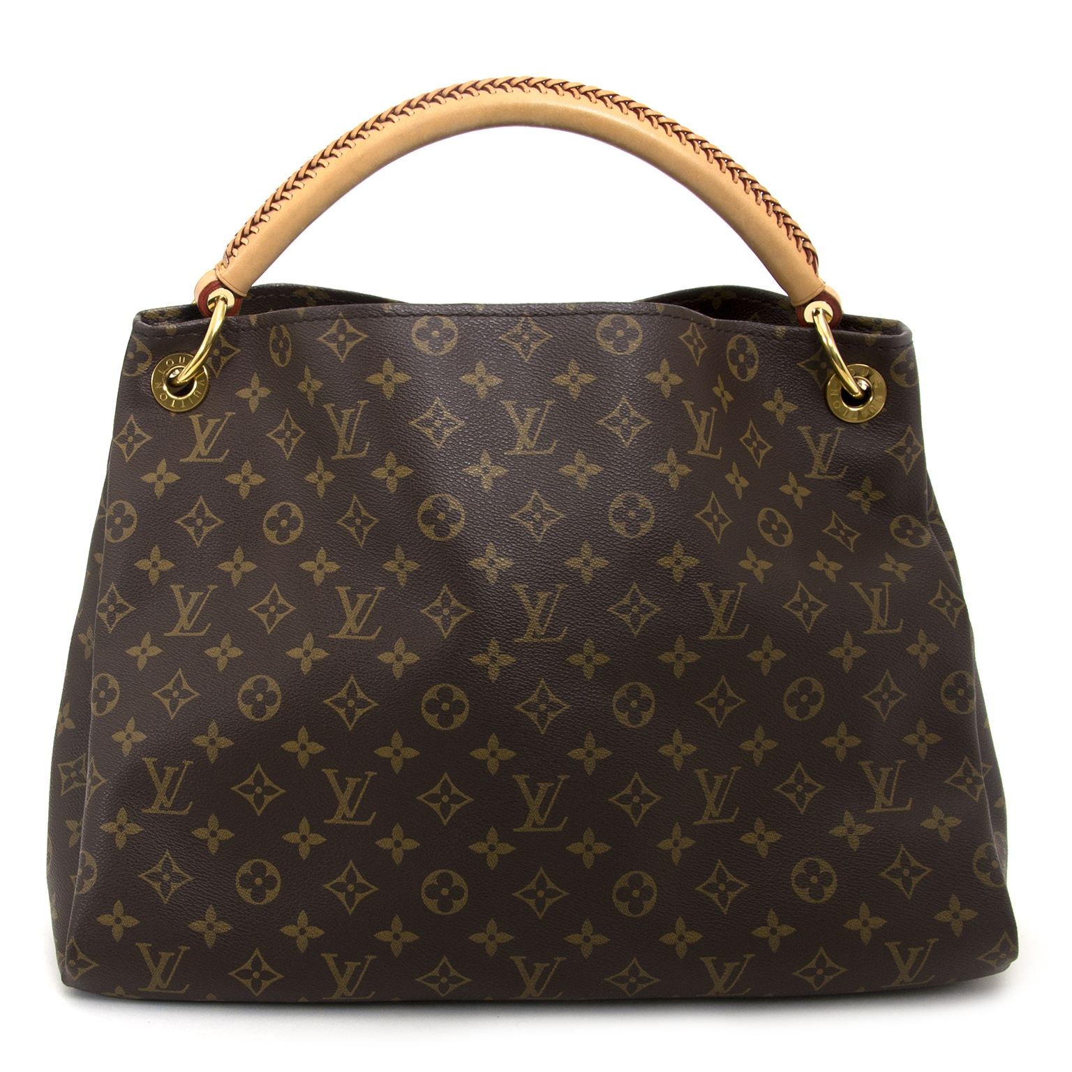38c85fb1ff84 ... buy Louis Vuitton Monogram Artsy MM and pay save online at labellov.com