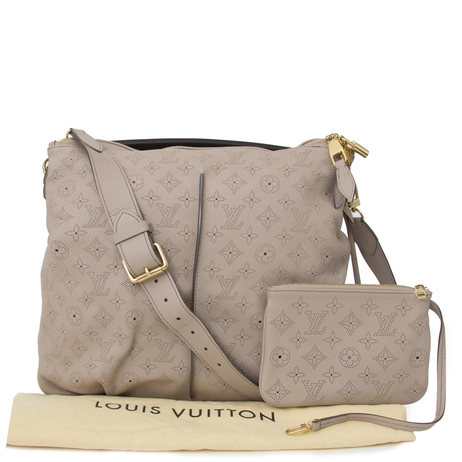 Veilig online Acheter Louis Vuitton Babylone Mahina en ligne au LabelLOV.  De façon sécurisée. Vintage 0af7f572d6f1e