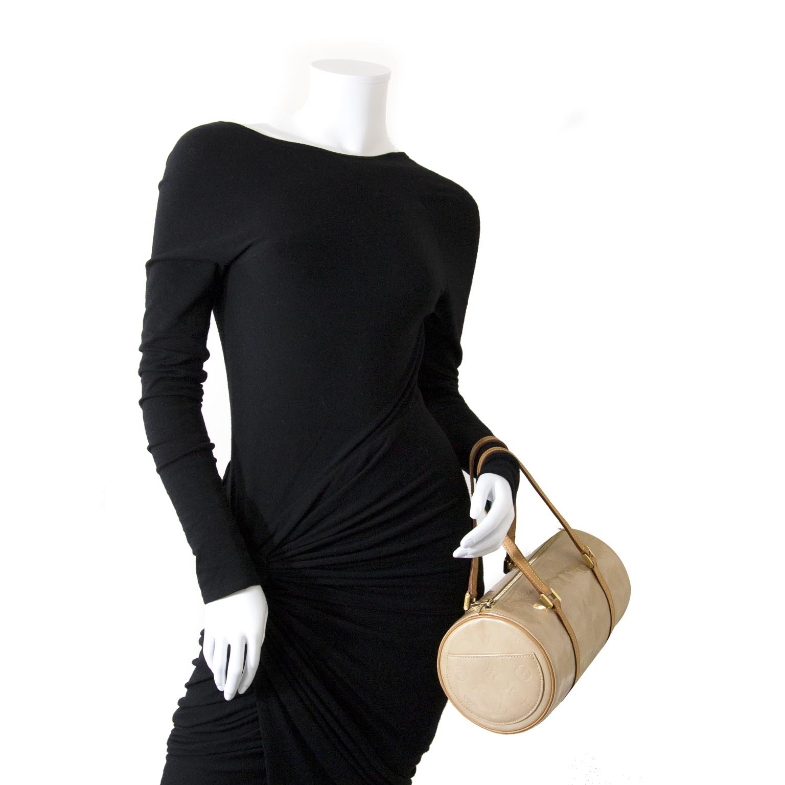 louis vuitton vernis bedford papillon bag now for sale at labellov vintage fashion webshop belgium