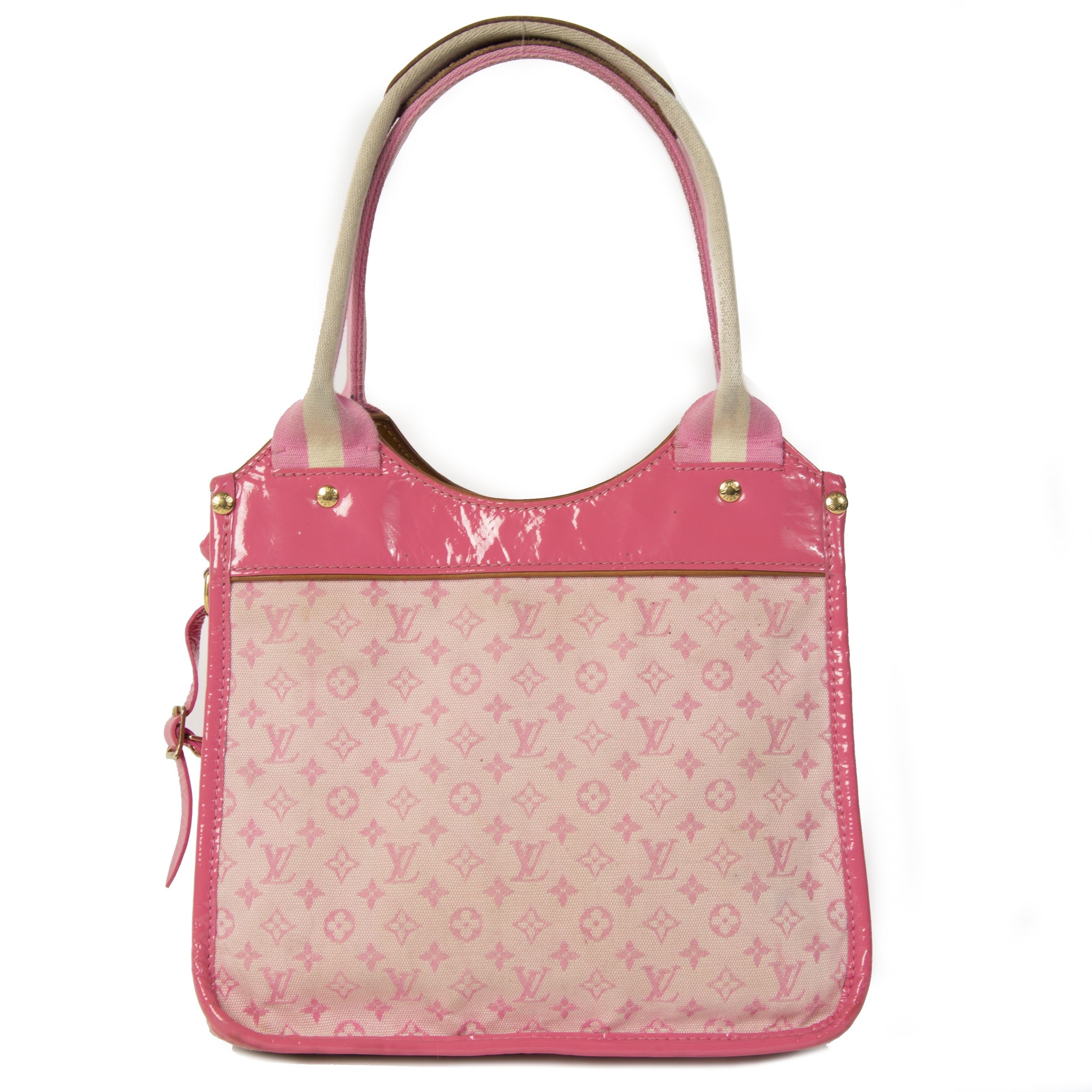 Louis Vuitton Pink Kathleen Monogram Mini Handbag