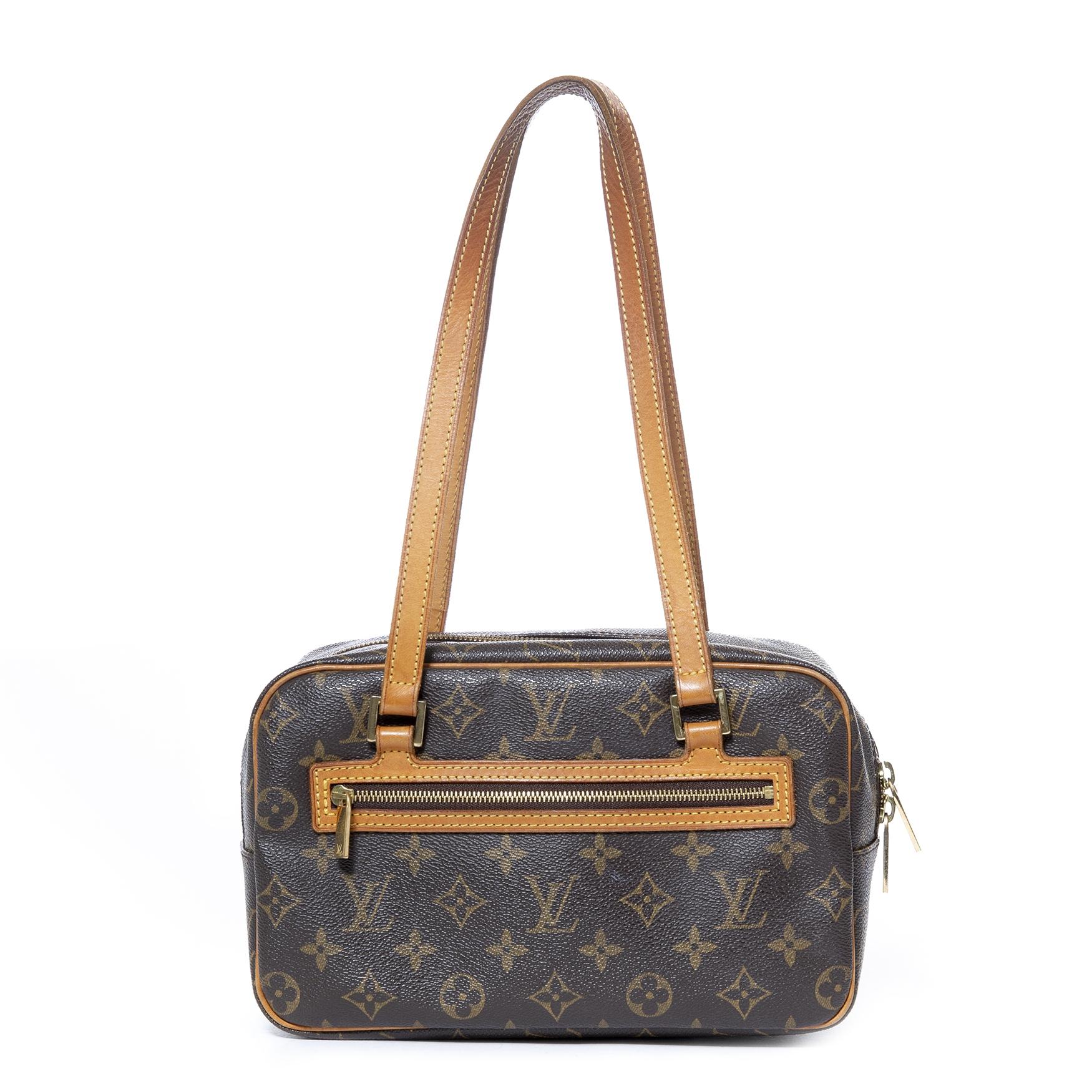 5020fa4b4189 ... Louis Vuitton Cité MM Monogram Shoulder Bag for sale online