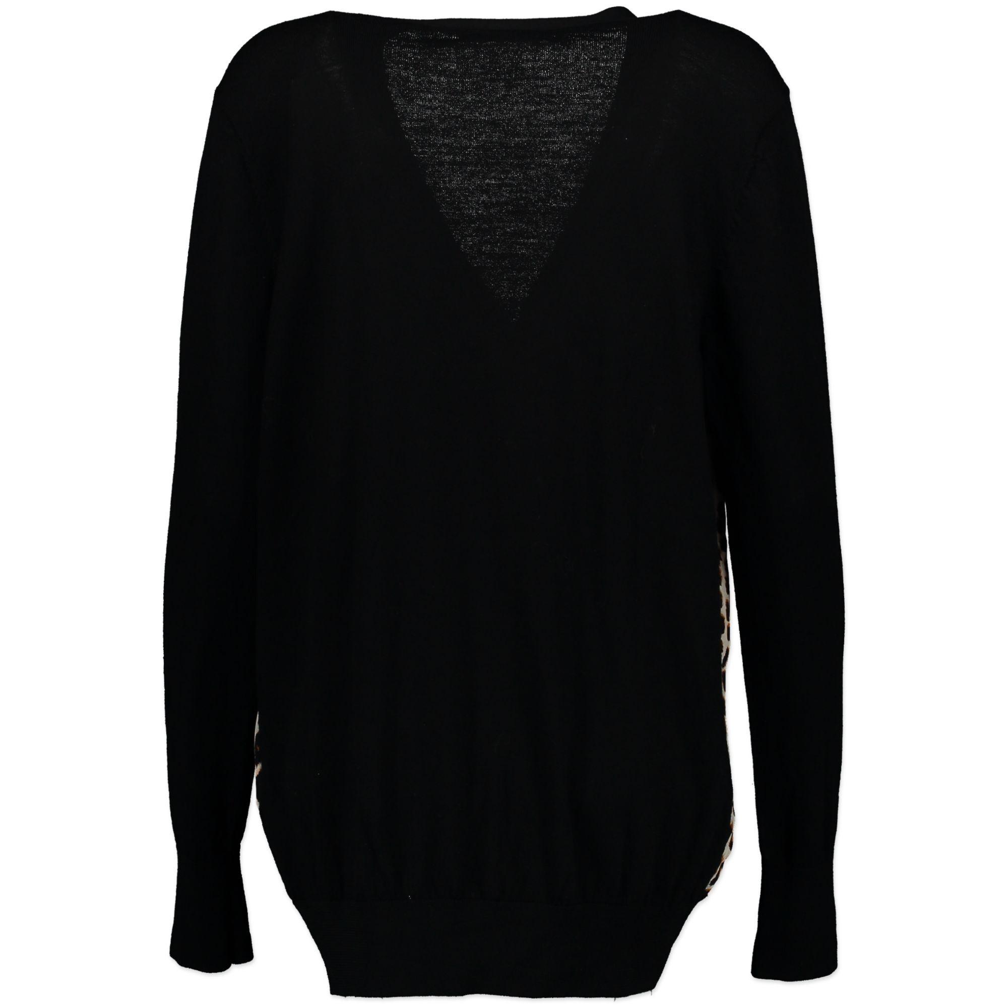 Equipment Cardigan Black Leopard - Size M. Buy authentic Equipment clothes online. Safe payment.