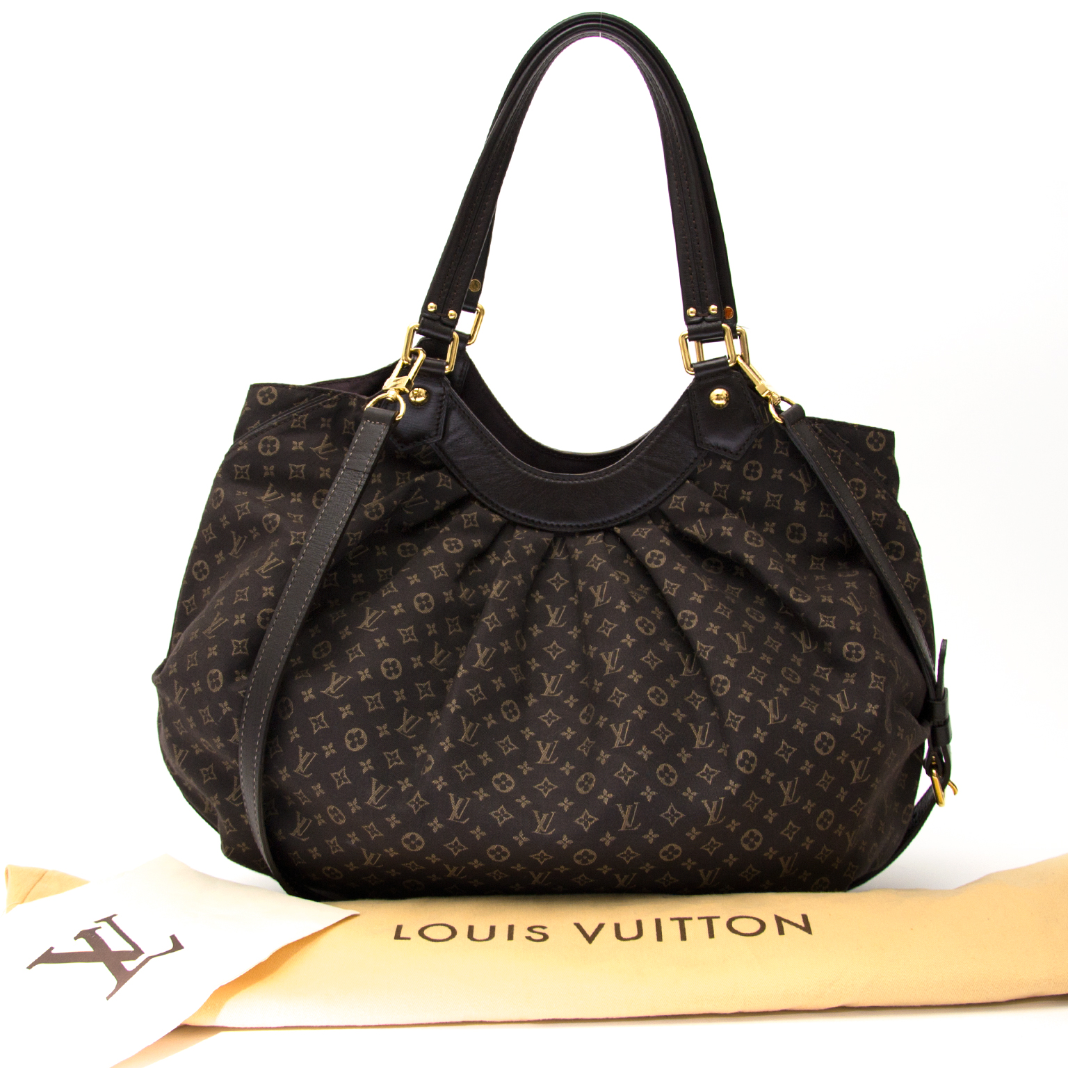 0f5f0ebfcc8e ... labellov. shop safe online at the best price Louis Vuitton Monogram  Idylle Fantaisie Fusain like new webshop