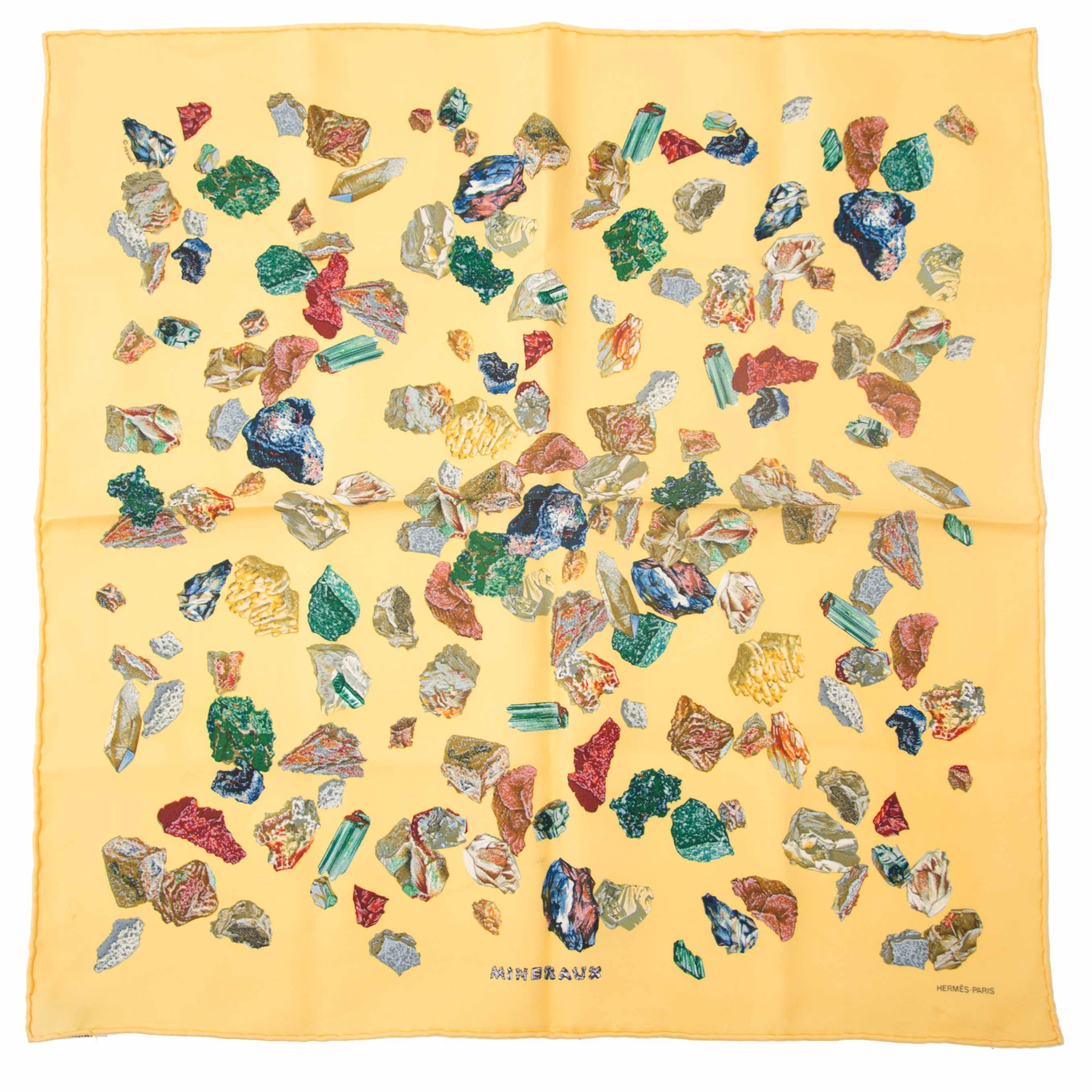 hermes carré minereaux en ligne chez labellov.com pour le meilleur prix