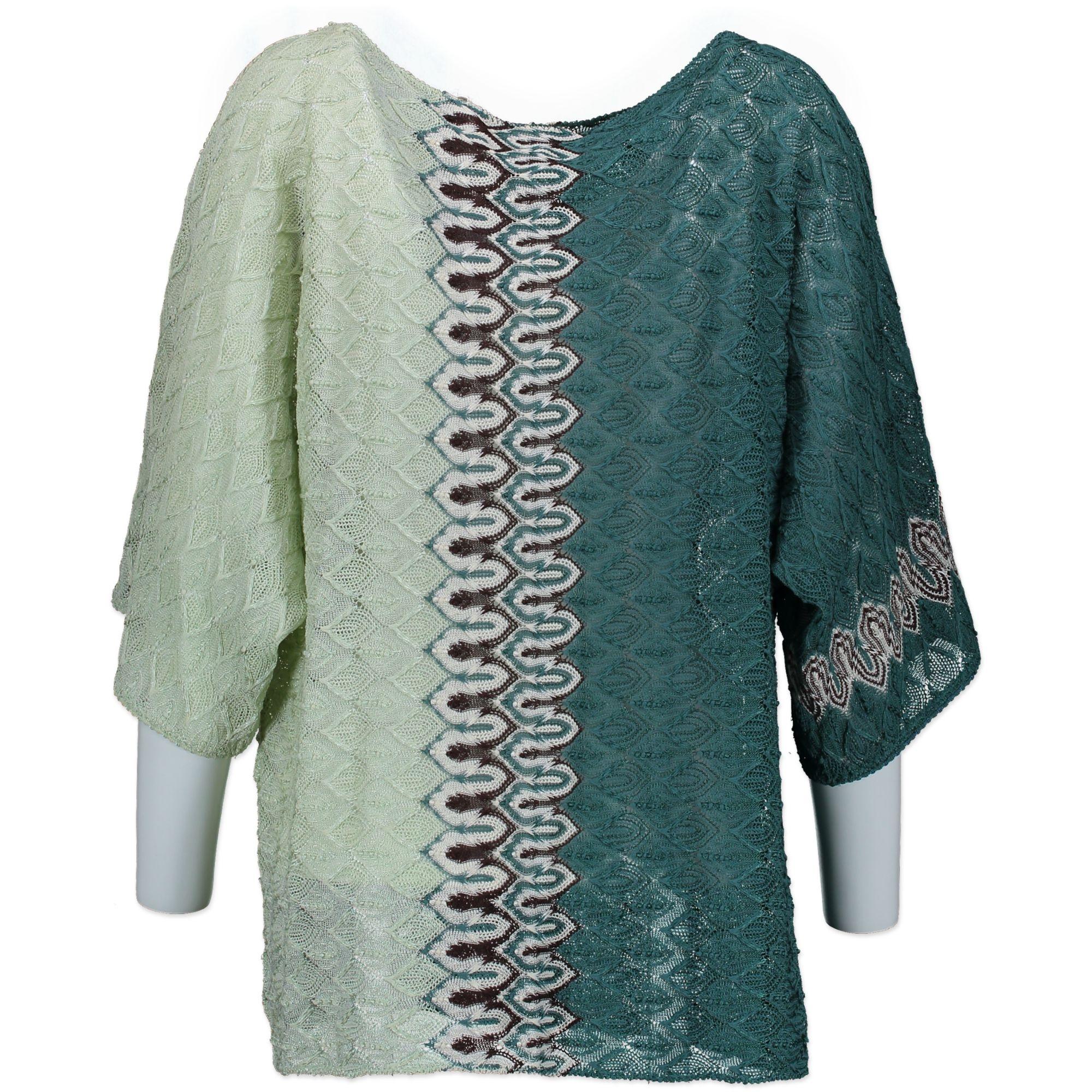 a6e73615dff Buy authentic Missoni multicolor dress at the right price at Labellov  designer vintage webshop.