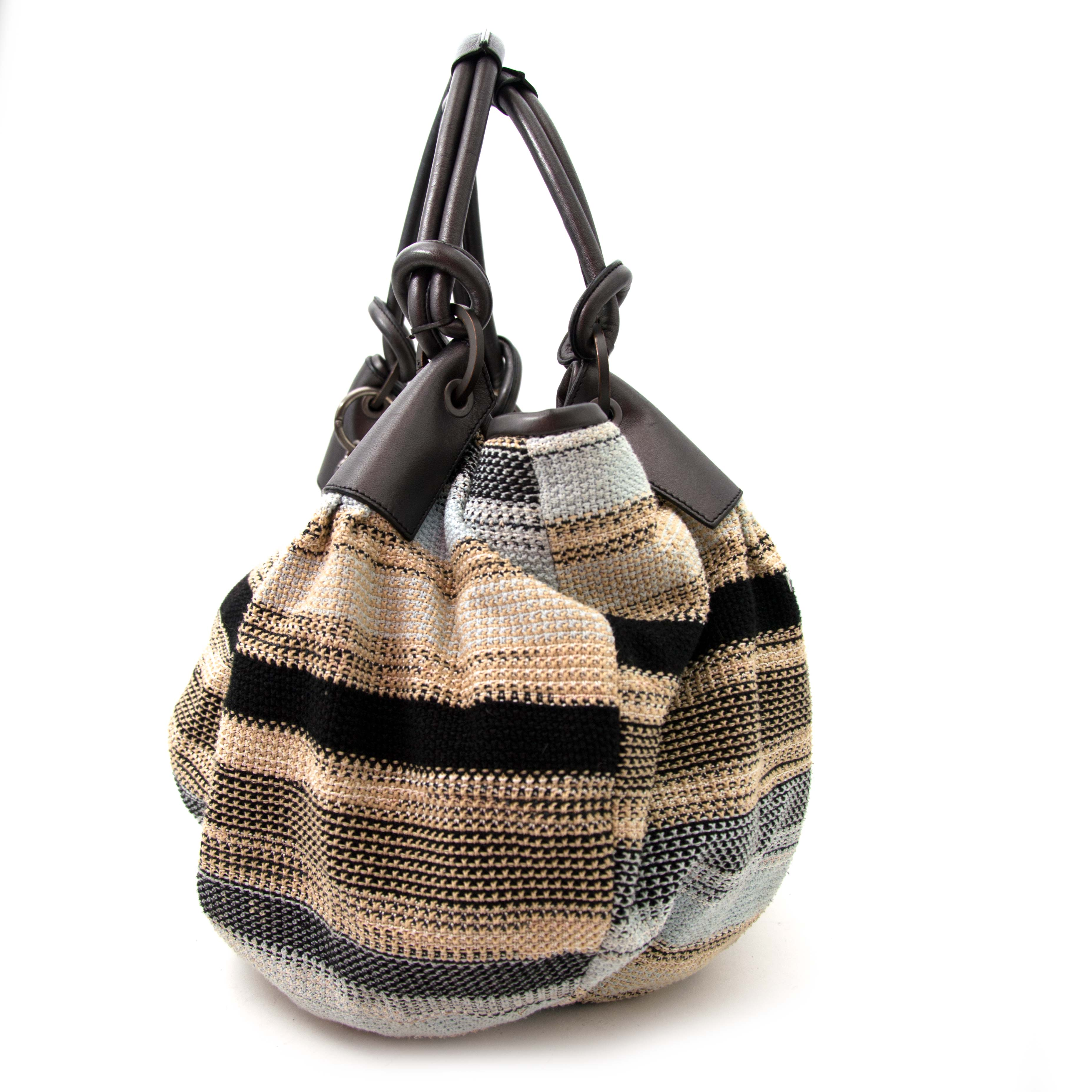 looking for a secondhand Missoni Fabric Bag