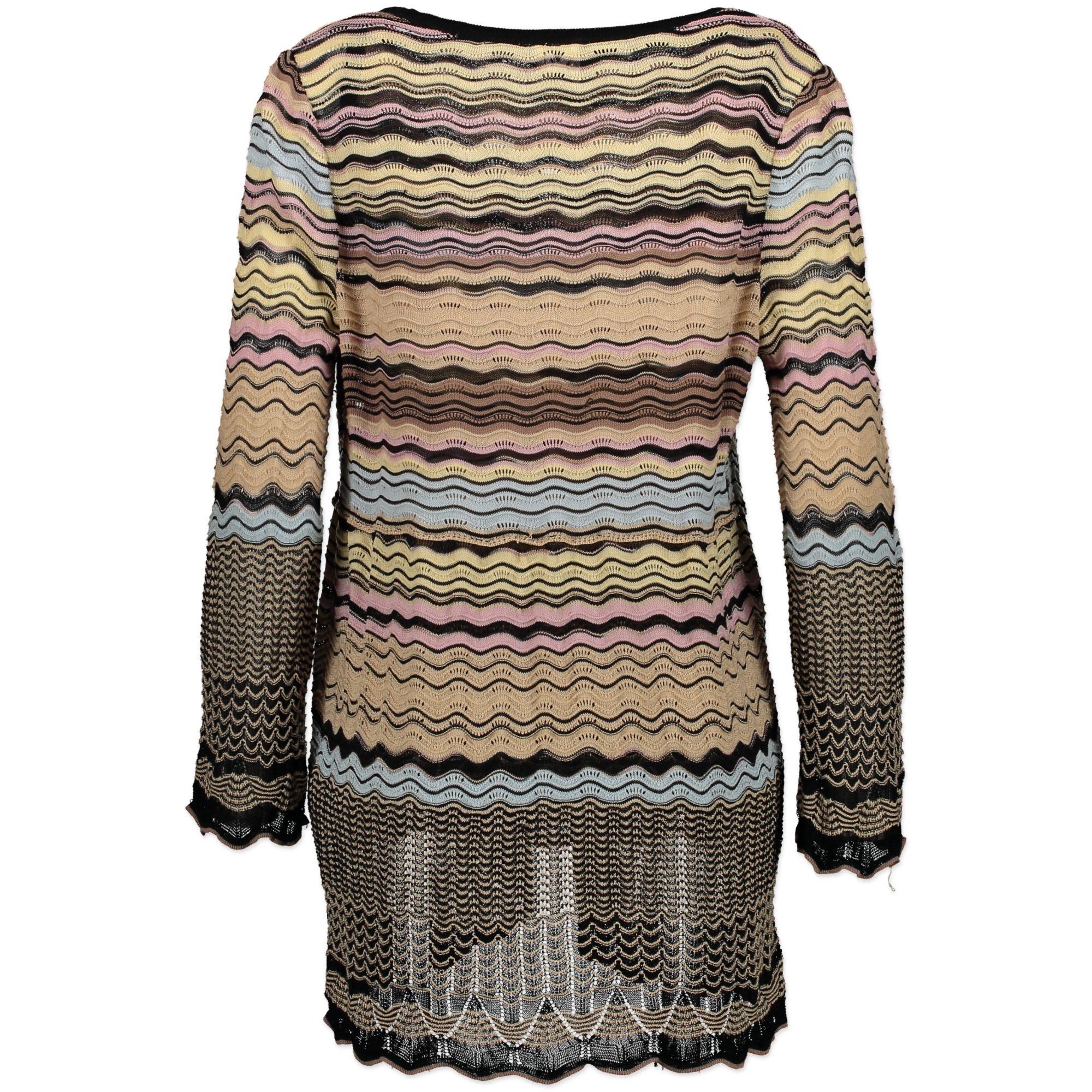 Missoni Multicolour Two Piece Set - Size 38. Buy authentic Missoni clothes online. Safe payment. Koop tweedehands kleding van Missoni in de webshop van Labellov. Acheter vêtements de Missoni en ligne chez Labellov.