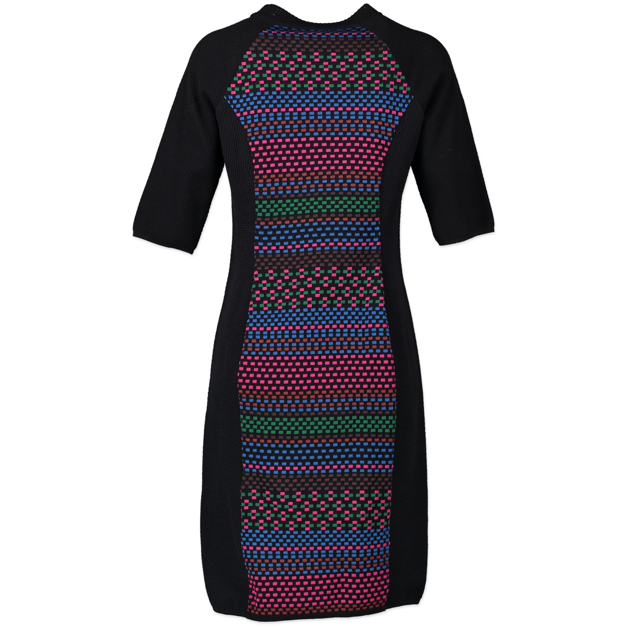 Missoni Bodycon Dress Multicolor at the right price authentic secondhand safe and secure online webshop LabelLOV luxury brand Antwerp Belgium
