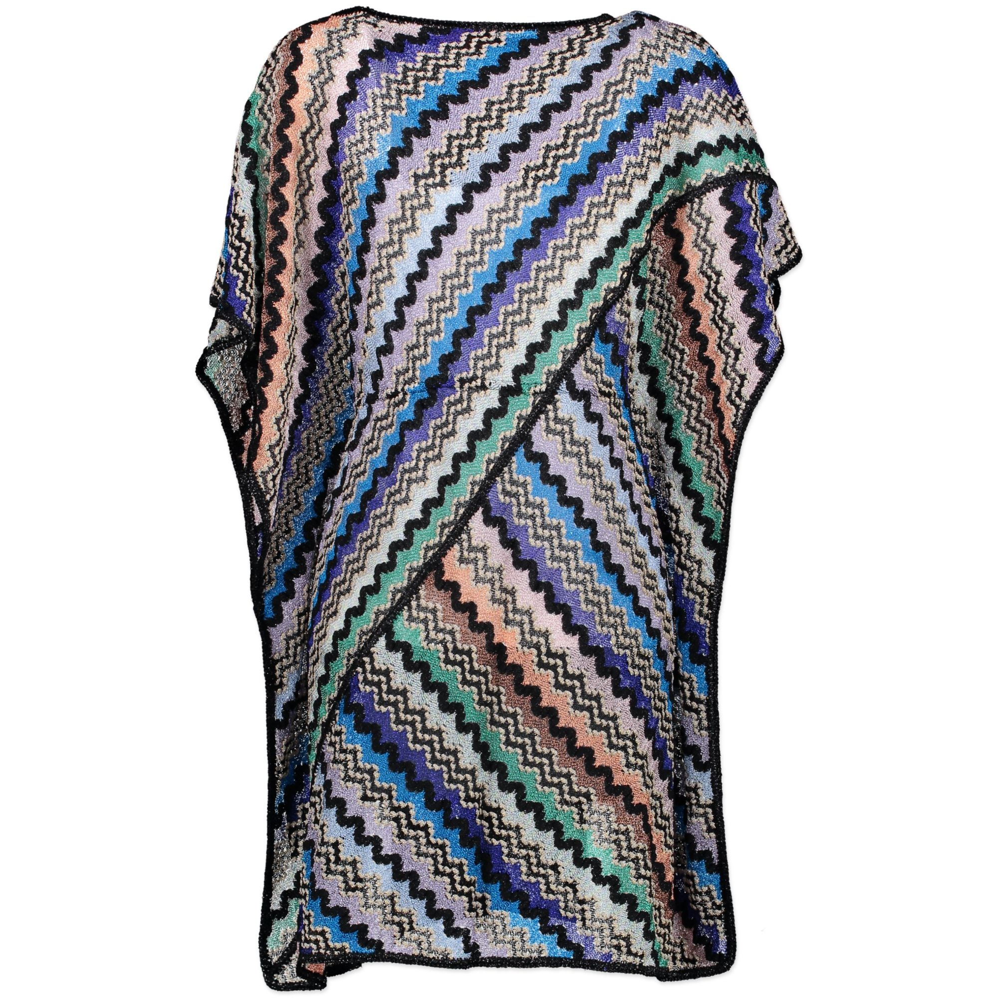 e9b9f0ad96a8c1 ... buy authentic secondhand Missoni Mare Beach Cover-up Tunic at the right  price at Labellov