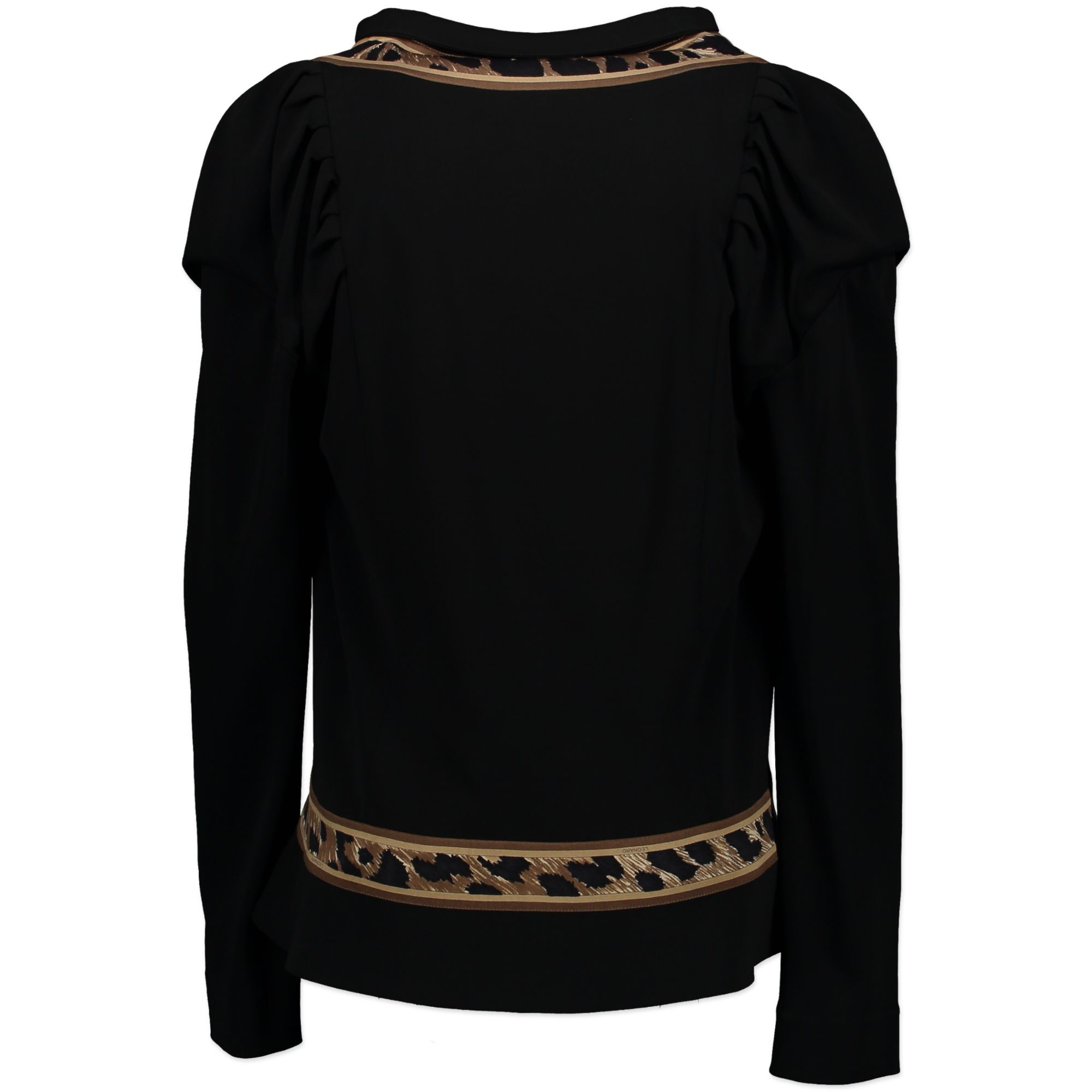 Leonard Matching Top and Blazer Leopard - Size Italian 42. Buy authentic Leonard clothes online. Safe payment.