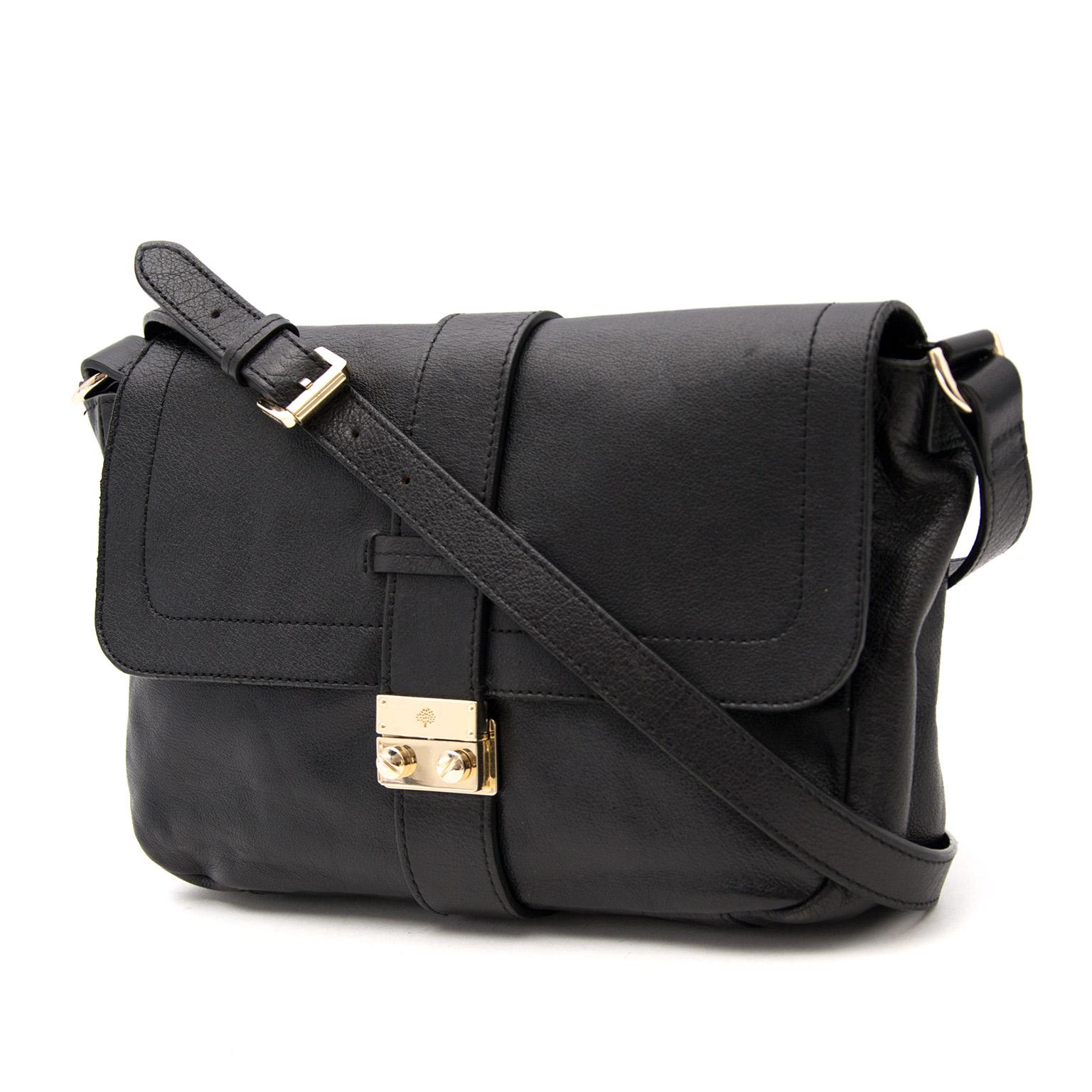 Acheter en ligne pour le meilleur prix chez labellov.com Mulberry Black Cross Body Bag