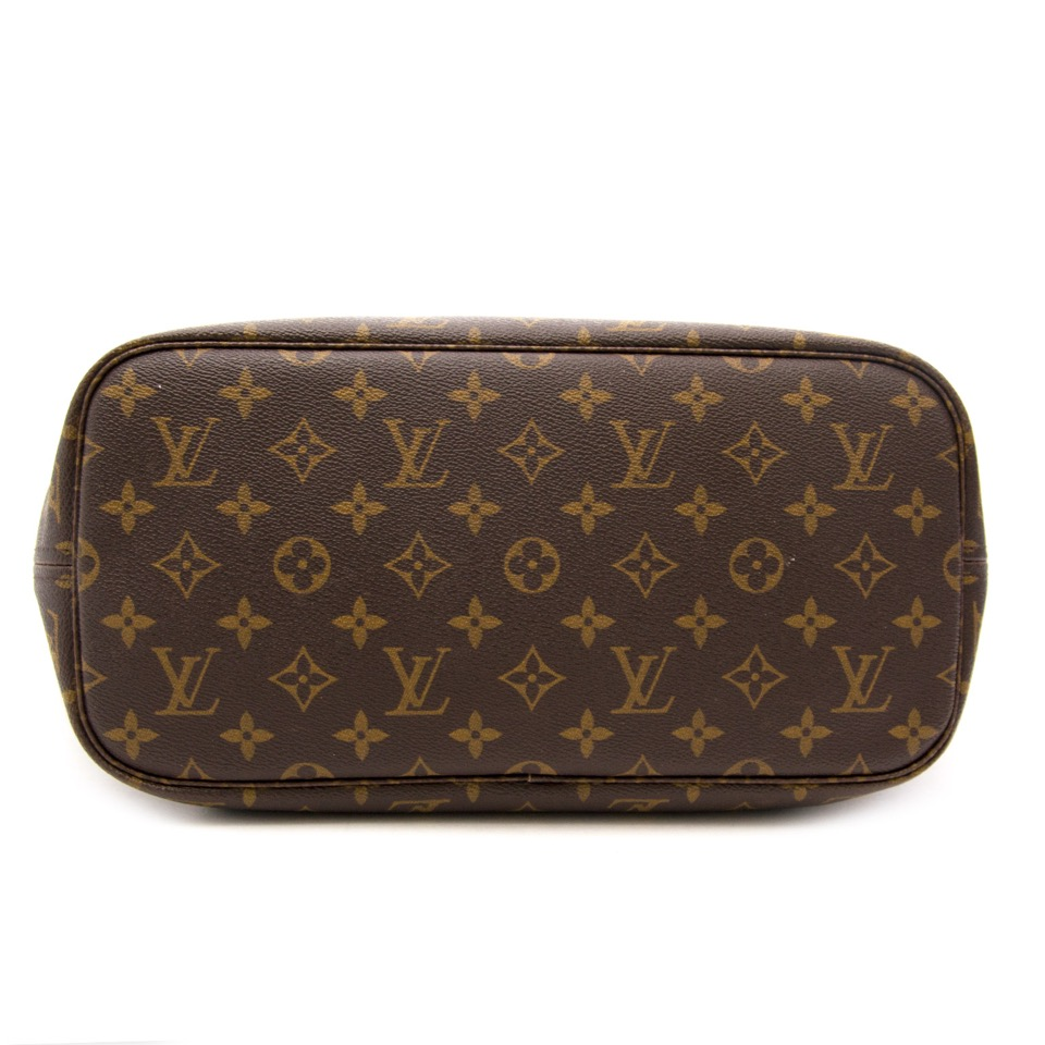 shop safe online like new Louis Vuitton Neverfull Monogram worldwide shipping