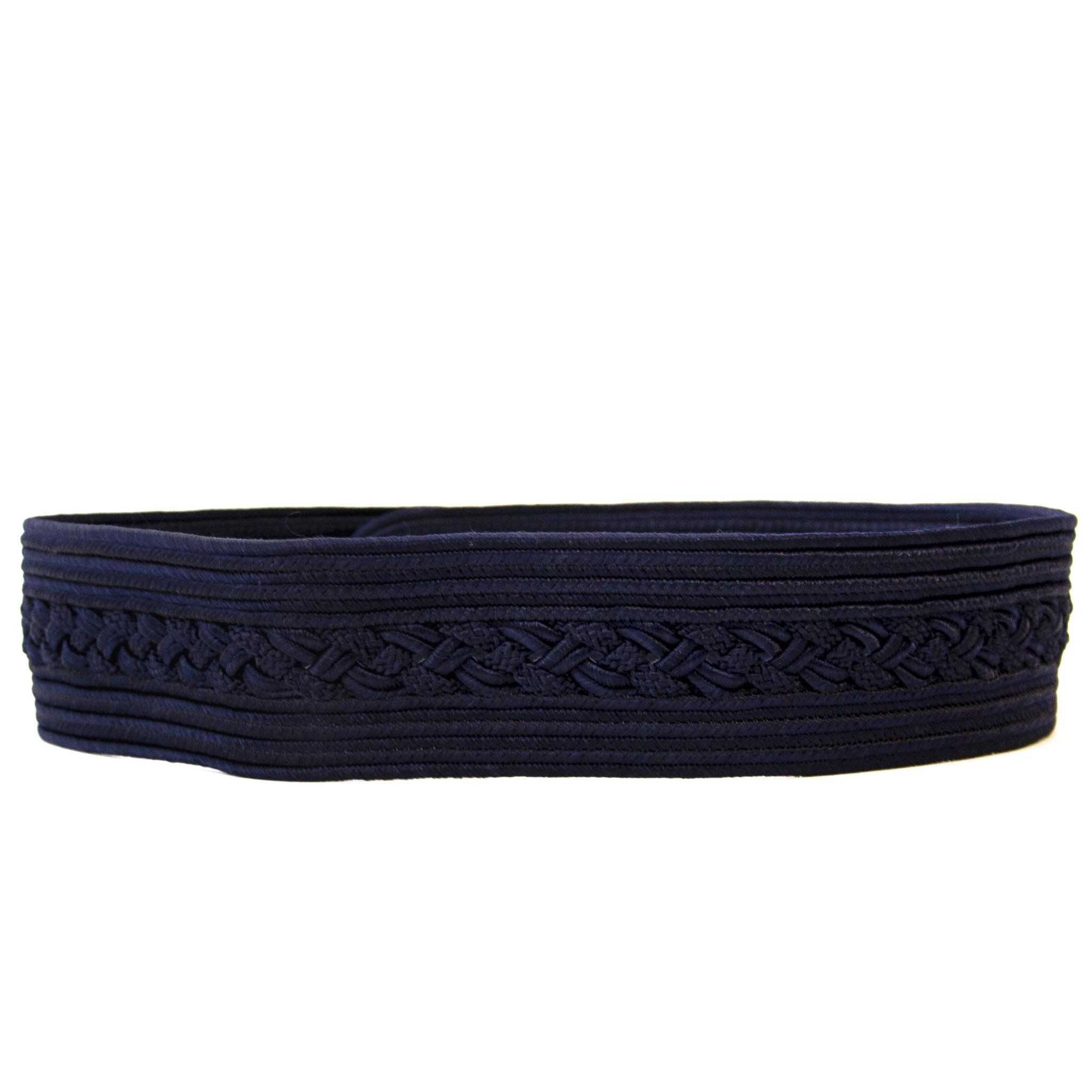 Buy this authentic second hand vintage Nina Ricci Blue Woven Belt at online webshop LabelLOV. Safe and secure shopping. Koop authentieke tweedehands vintage Nina Ricci Blue Woven Belt bij online webshop LabelLOV.