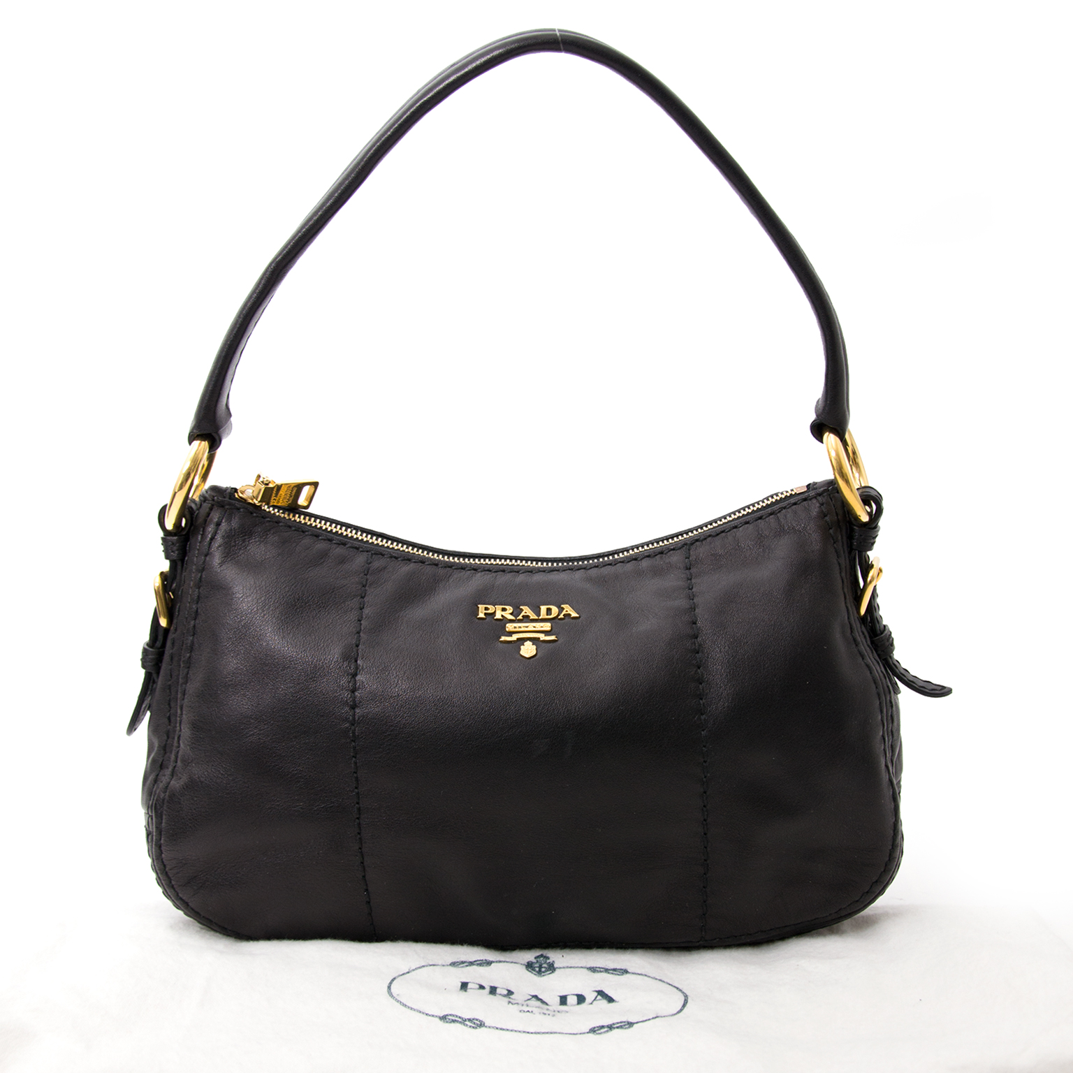 4bb92747bf015f Buy and sell your authentic designer handbags today! Visit Labellov.com in  Antwerp. Prada