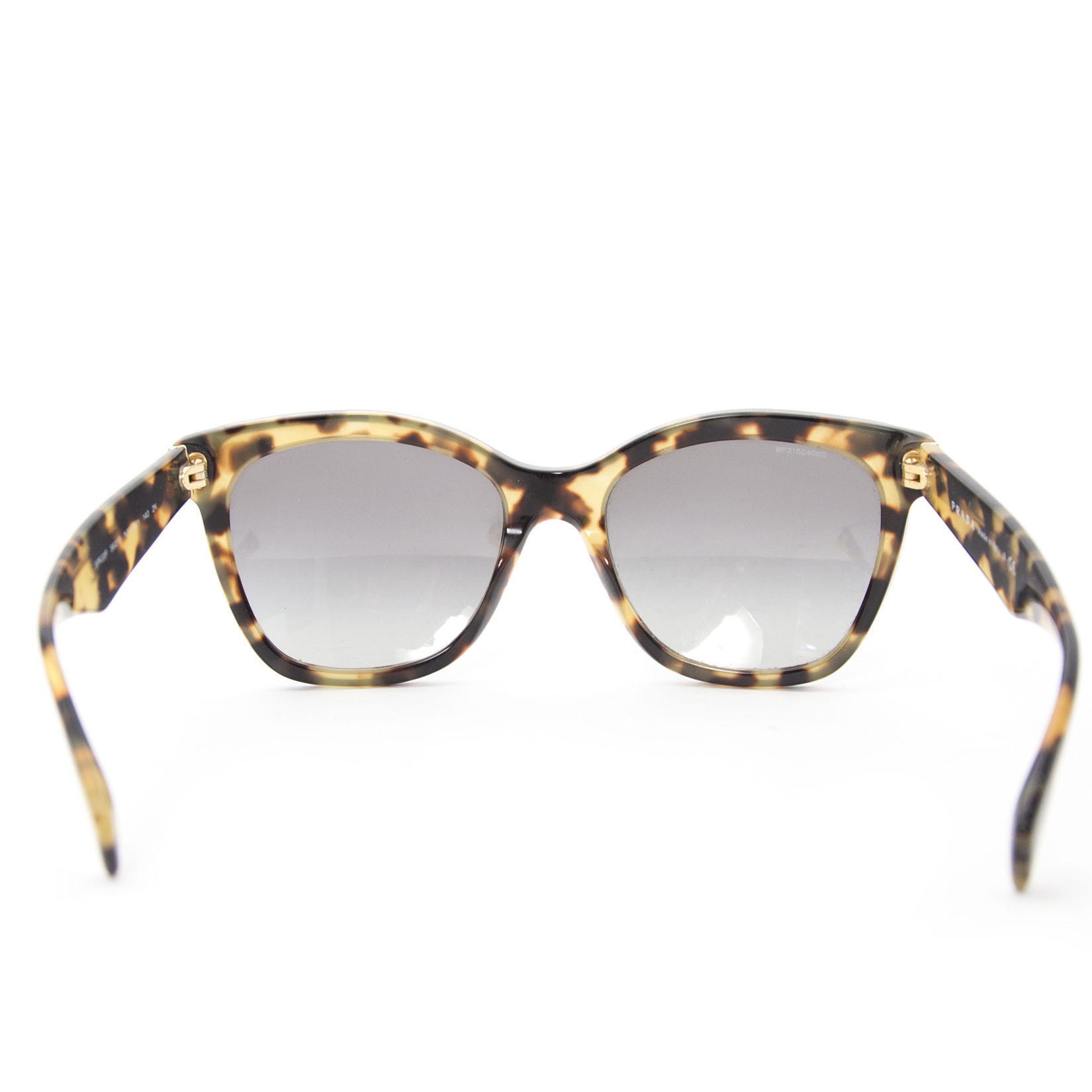 looking for a secondhand Prada Tortoise Sunglasses