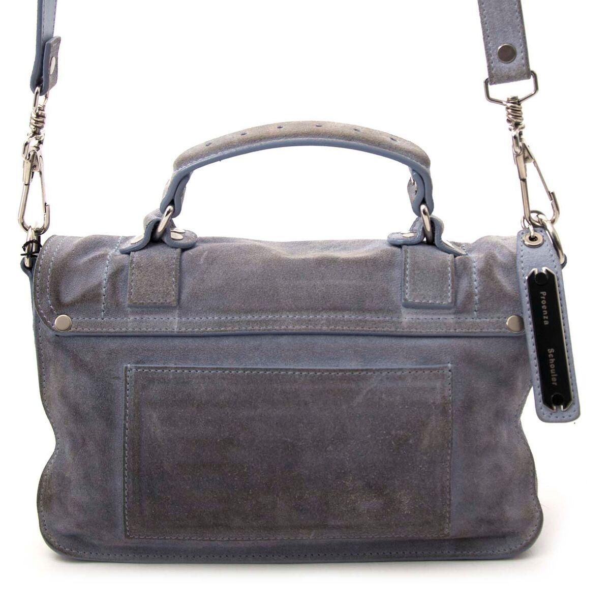 Koop authentieke tweedehands Proenza Shouler aan een eerlijke prijs bij LabelLOV. Veilig online shoppen.