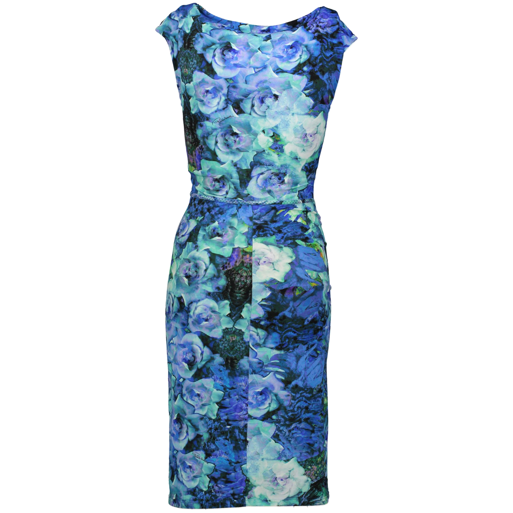 Roberto Cavalli Floral Dress - Size XS/S. Buy authentic secondhand clothing Roberto Cavalli online. Safe payment. Koop authentieke tweedehandskleding van Roberto Cavalli webshop. Acheter vêtements authentiques de Roberto Cavalli en ligne.