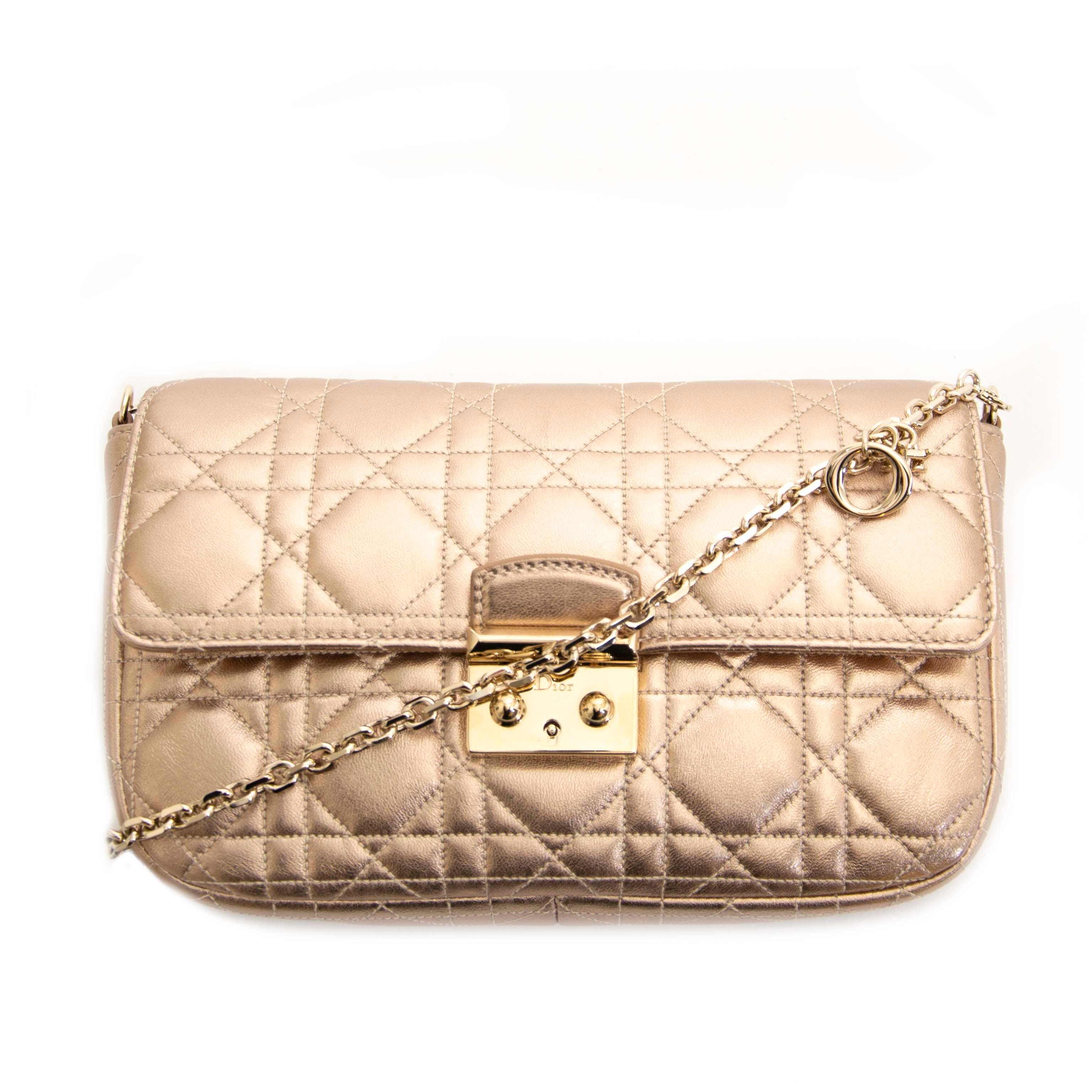 Buy secondhand Dior bags at Labellov.