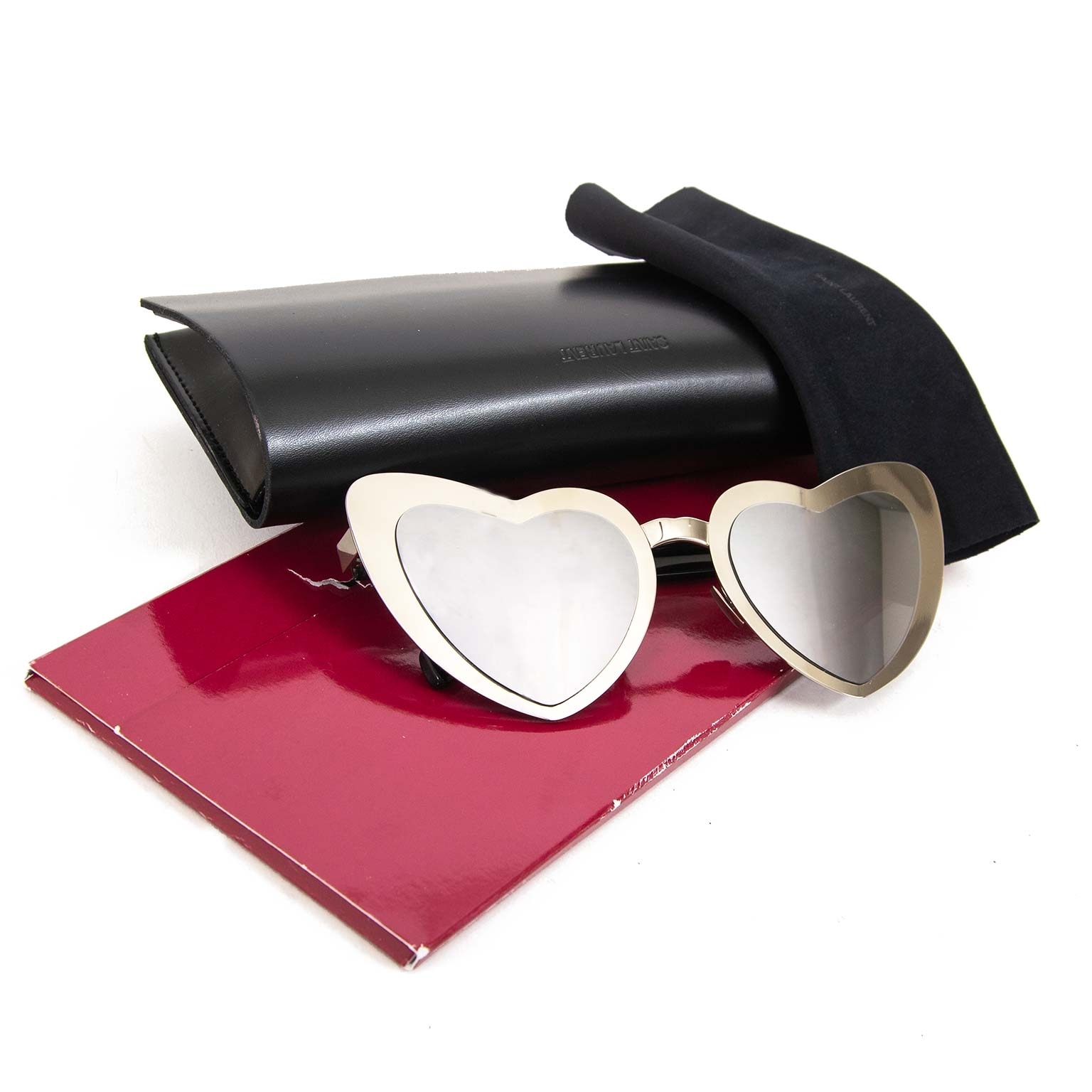 5d91d1914 ... yves saint laurent loulou sunglasses now for sale at labellov vintage  fashion webshop belgium