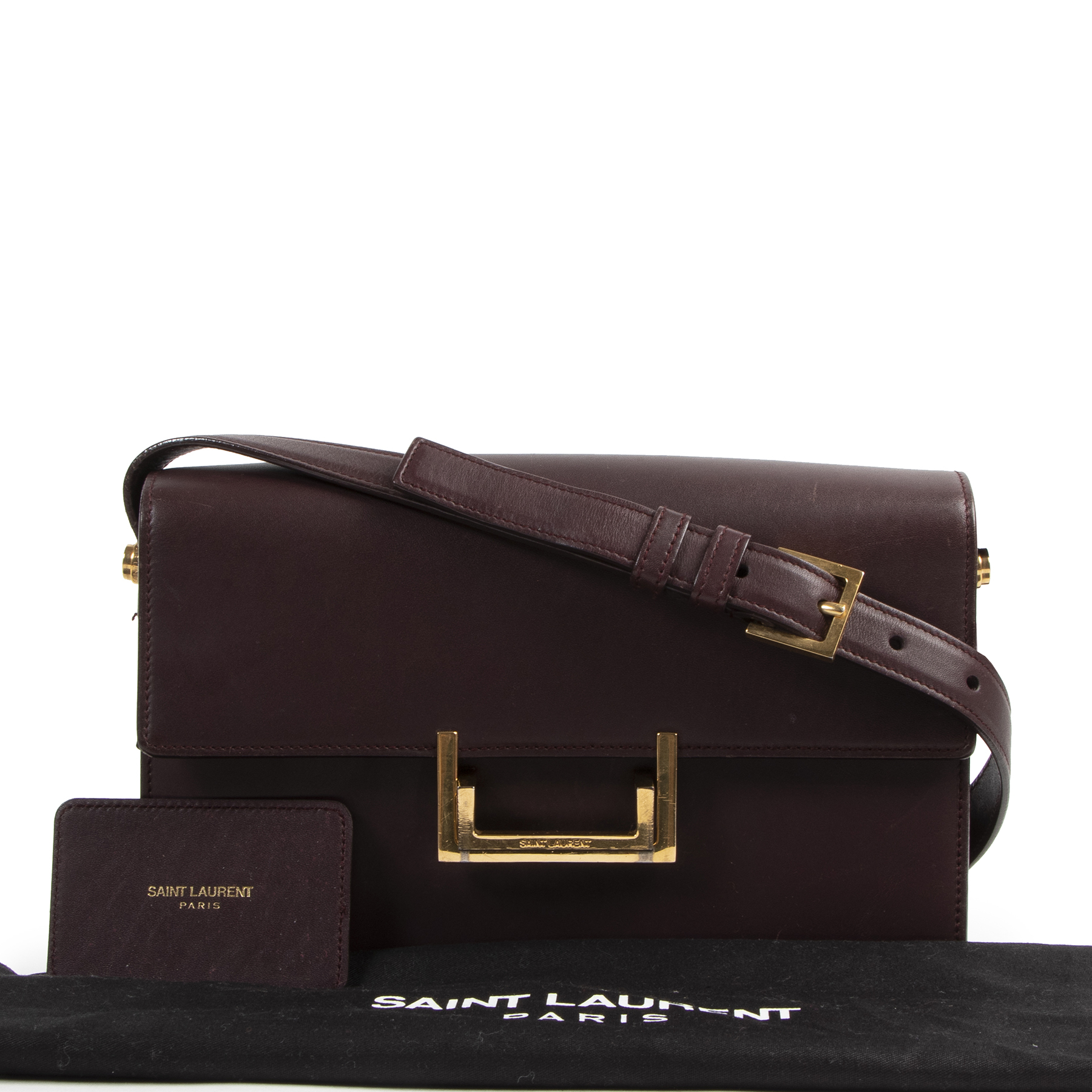 Saint Laurent Lulu Bag for the best price at Labellov