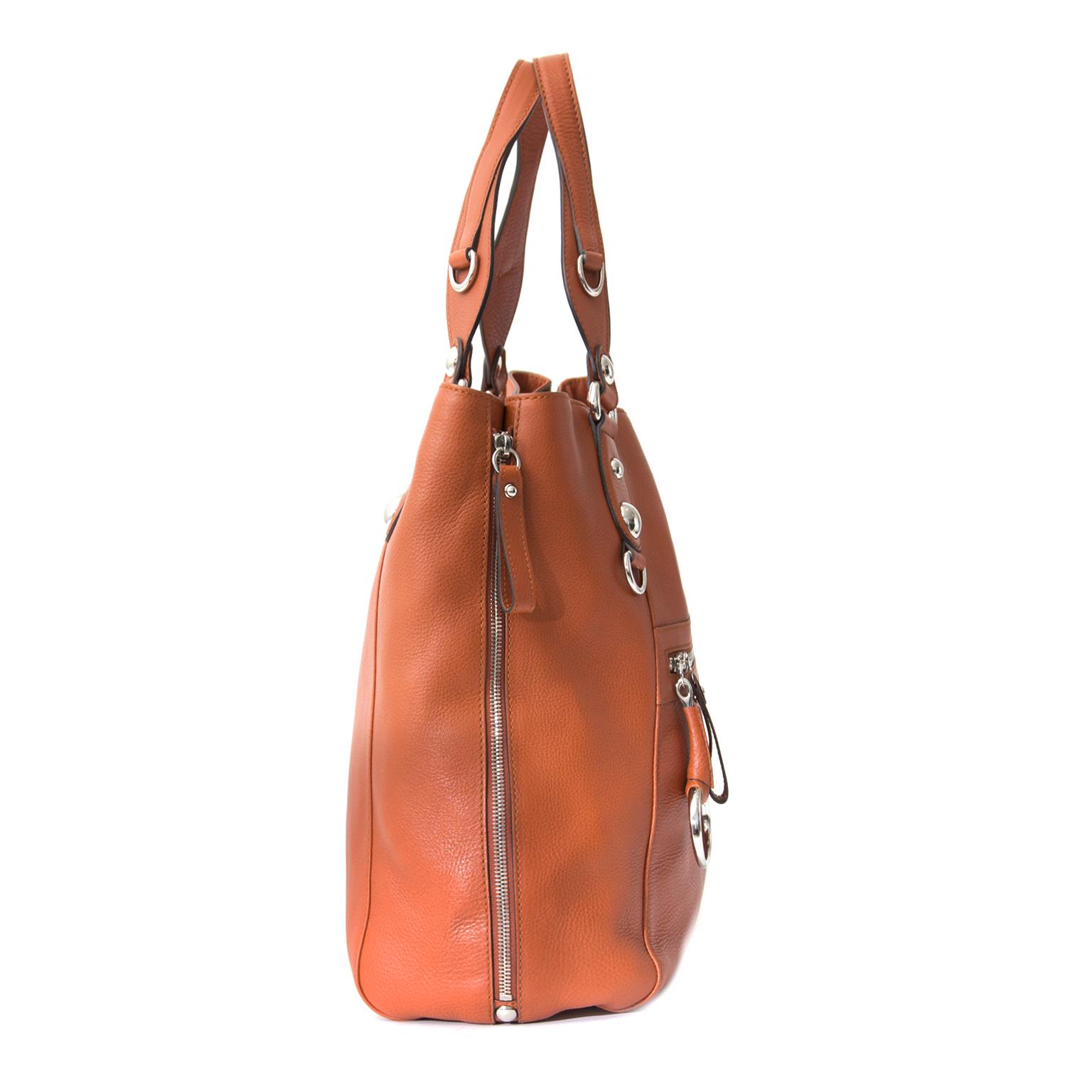 designer luxury Gucci Orange Shopper  best price online webshop labellov.com  aan de beste prijs webshop labellov.com