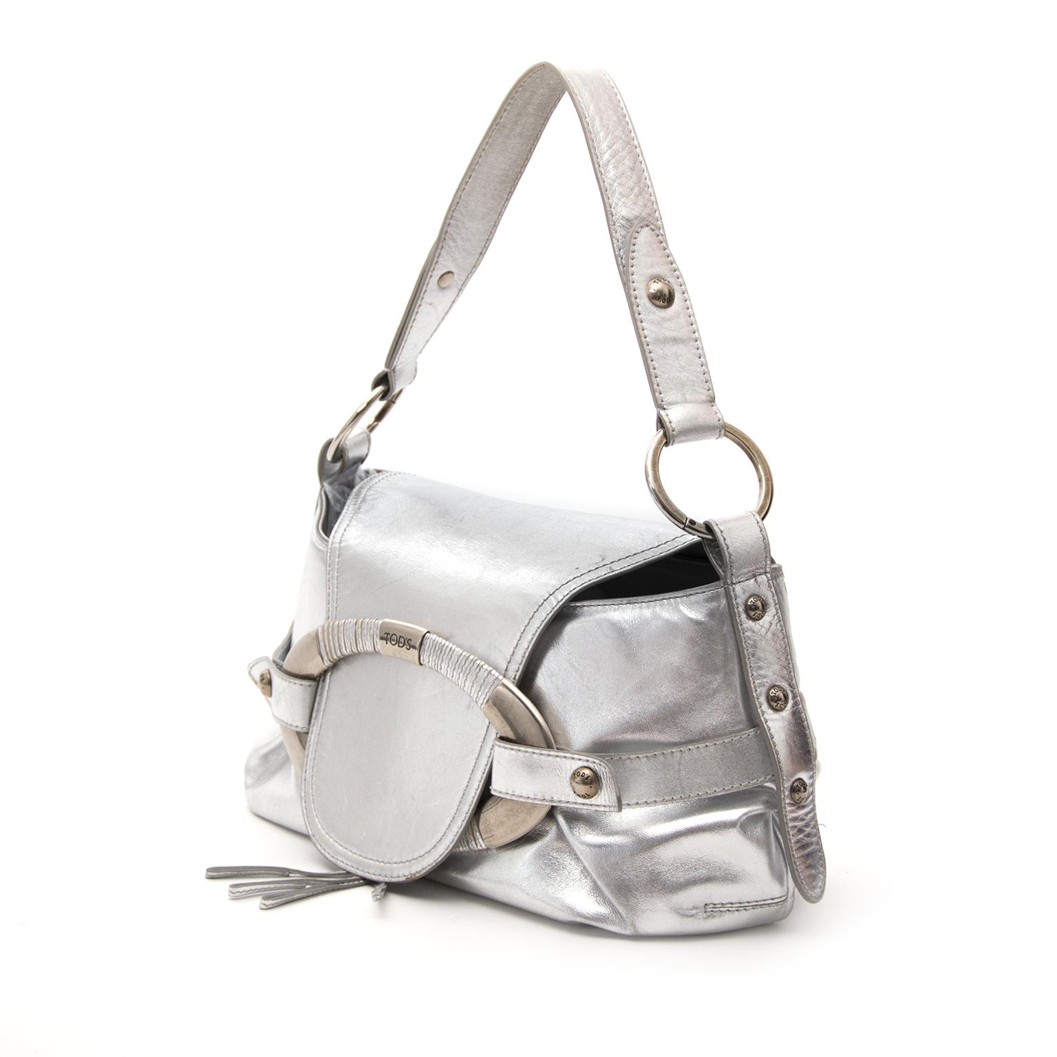 ... acheter secure en ligne seconde main sac a main marque connue pour le  meilleur prix Silver f6bd0b4cb28