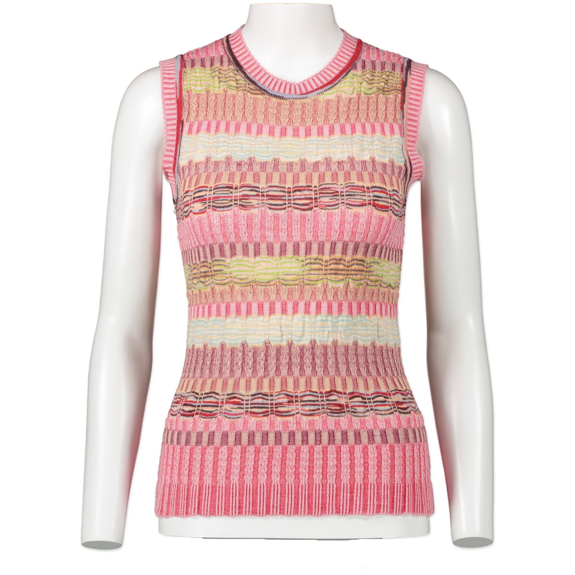 Missoni Pink Two Piece Co-ord Set - IT40