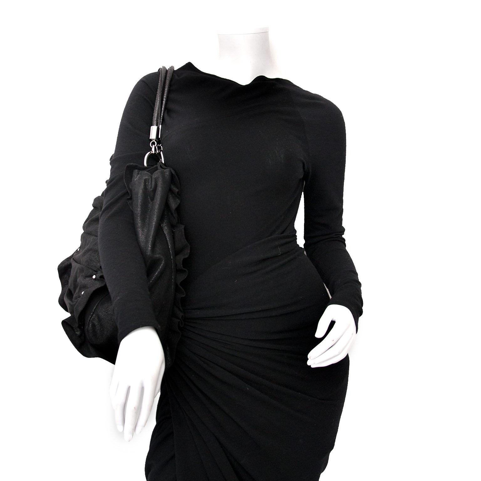 koop veilig online aan de beste prijs Stella Mccartney Rufle Shopping Tote