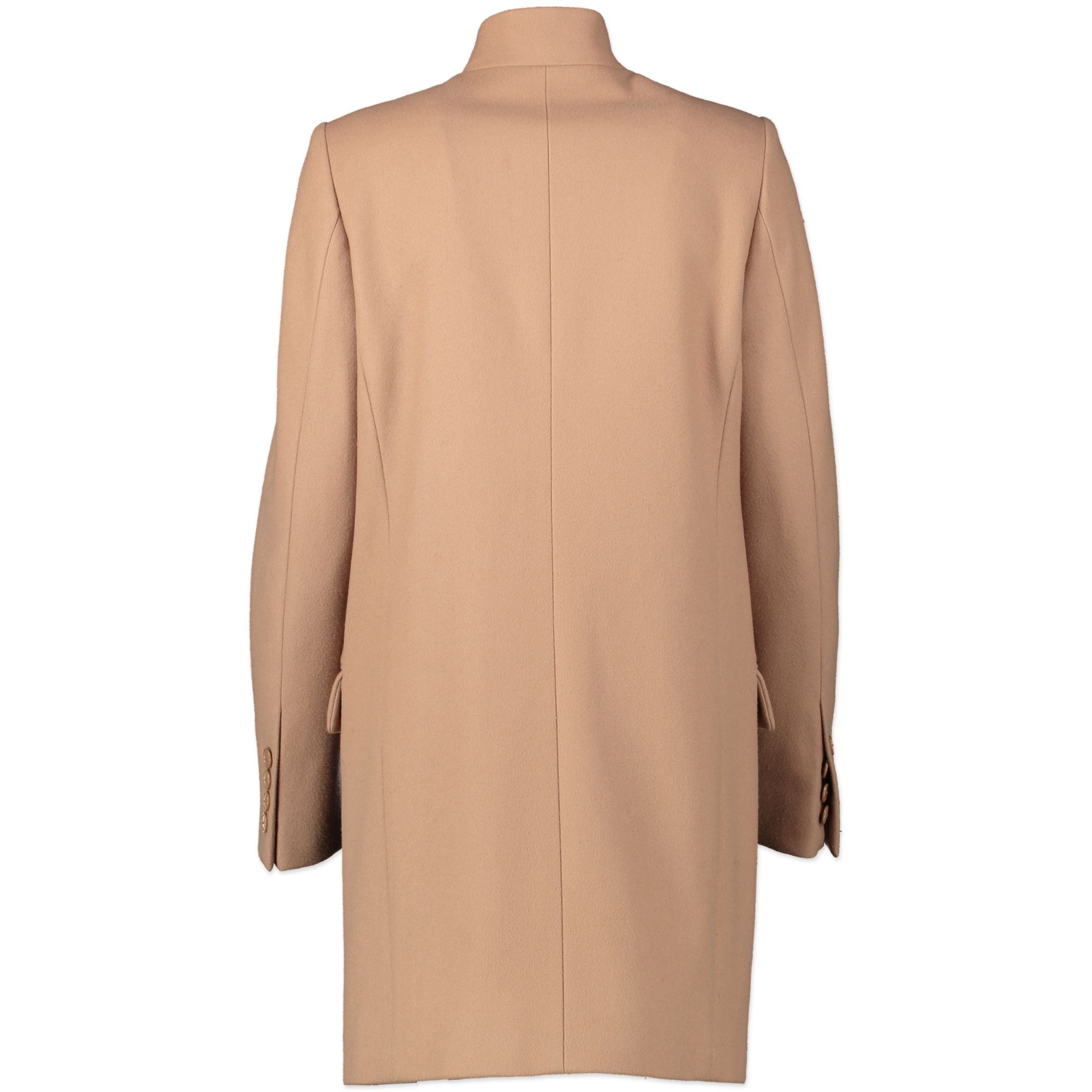 Buy and sell your authentic Stella McCartney Camel Coat - Size 38