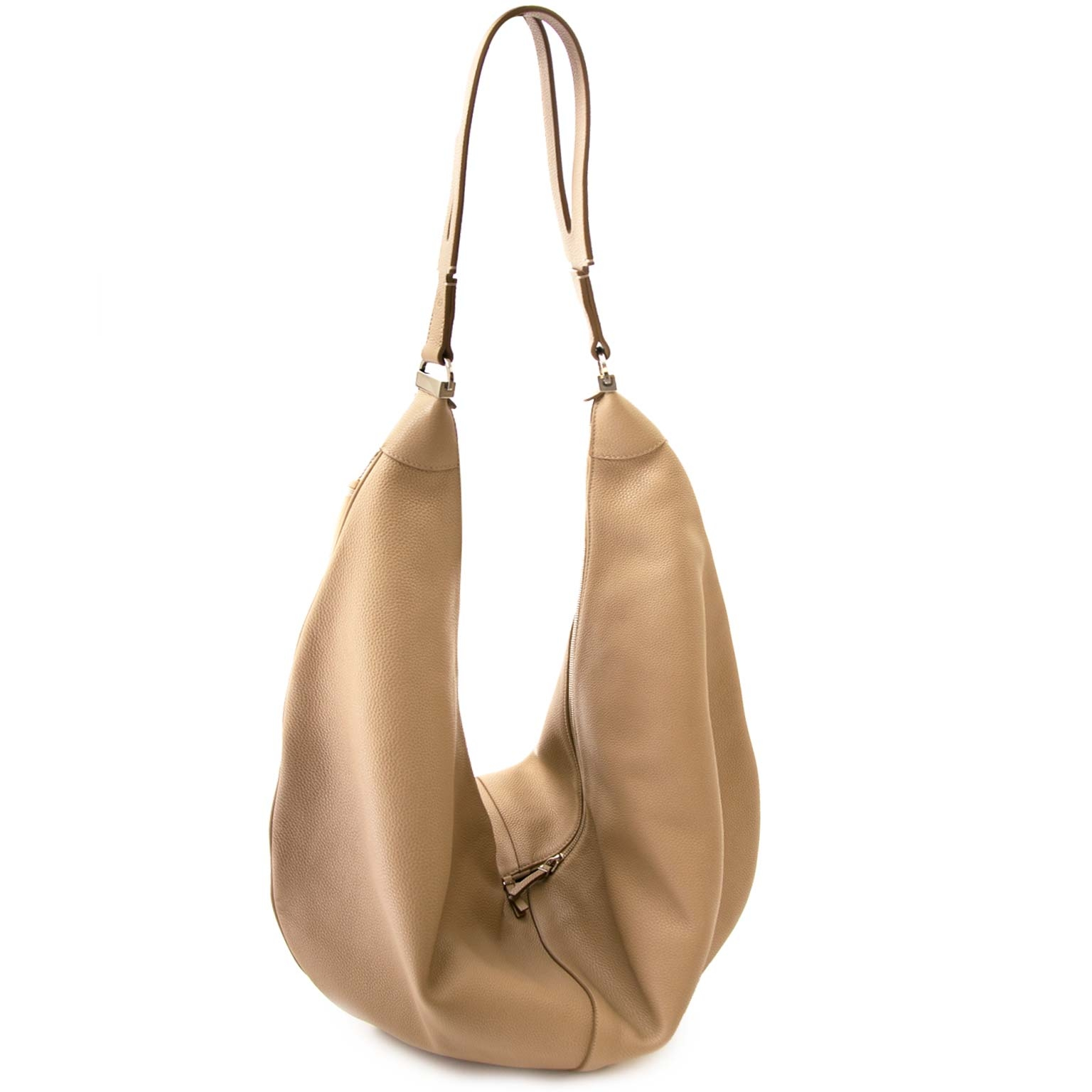buy The Row Beige Sling Shoulderbag at labellov for the best price