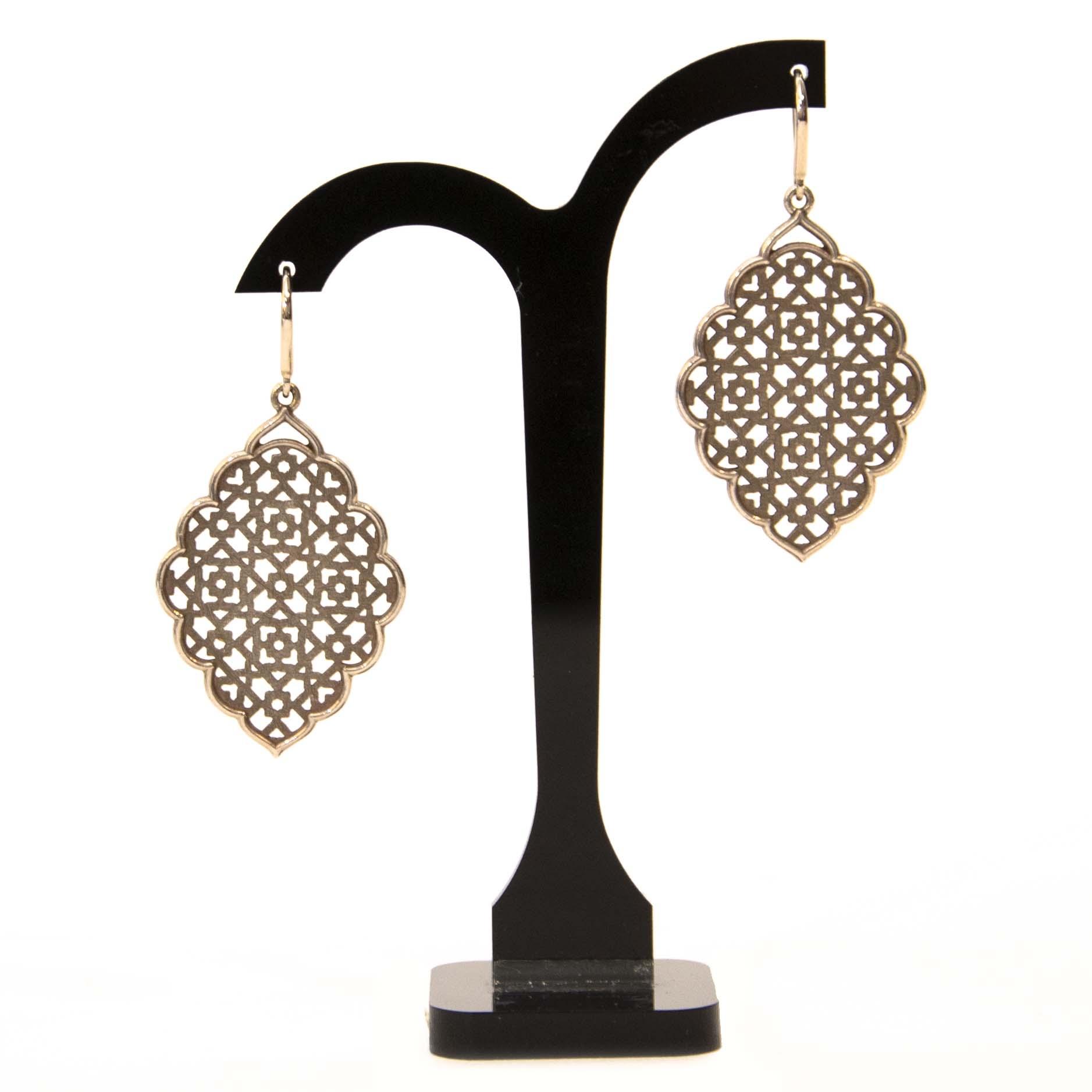 Koop authentieke oorbellen van Tiffany & Co aan de juiste prijs bij LabelLOV vintage webshop.