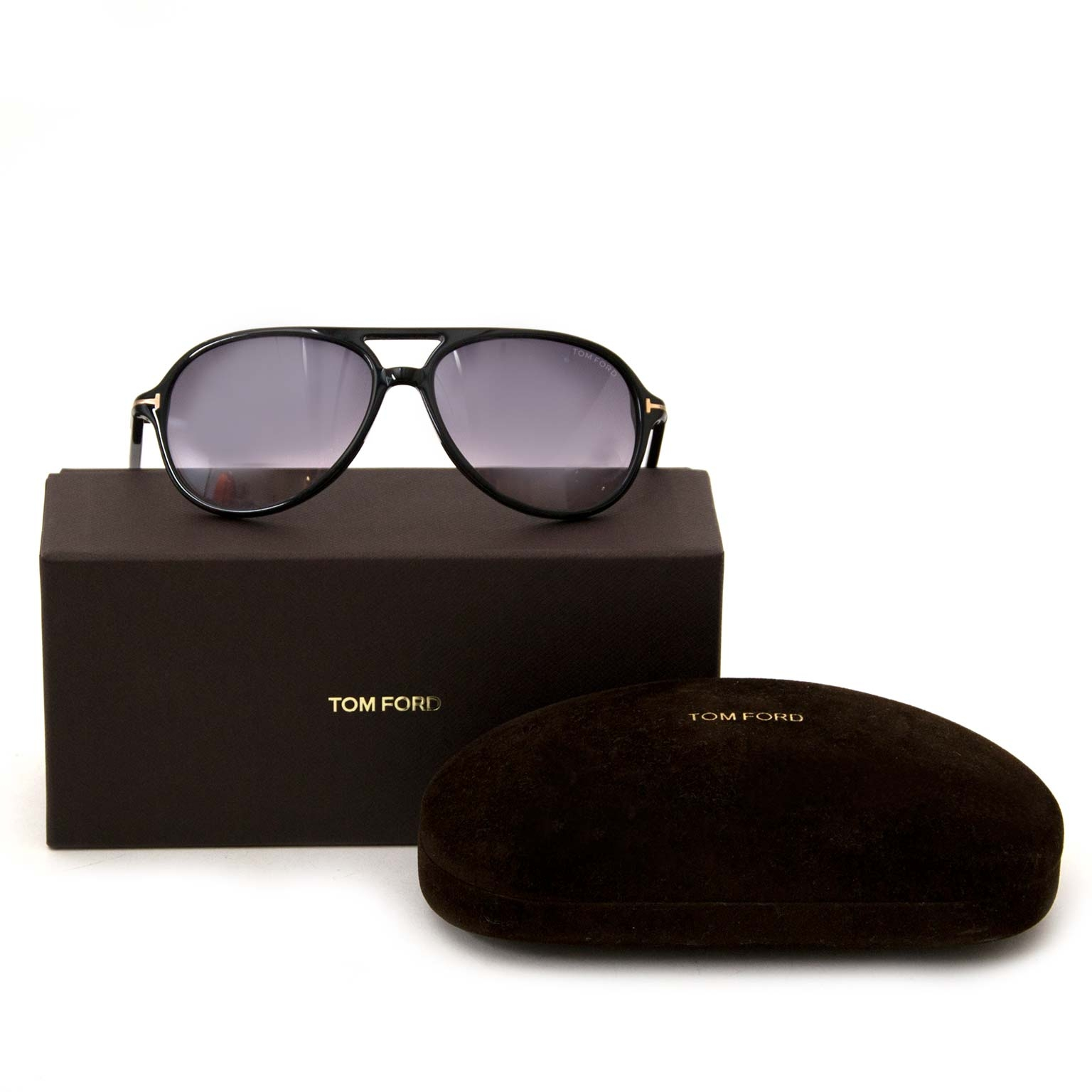 ed59cedce4c3 ... Buy tom ford jared aviator sunglasses at labellov vintage fashion  webshop