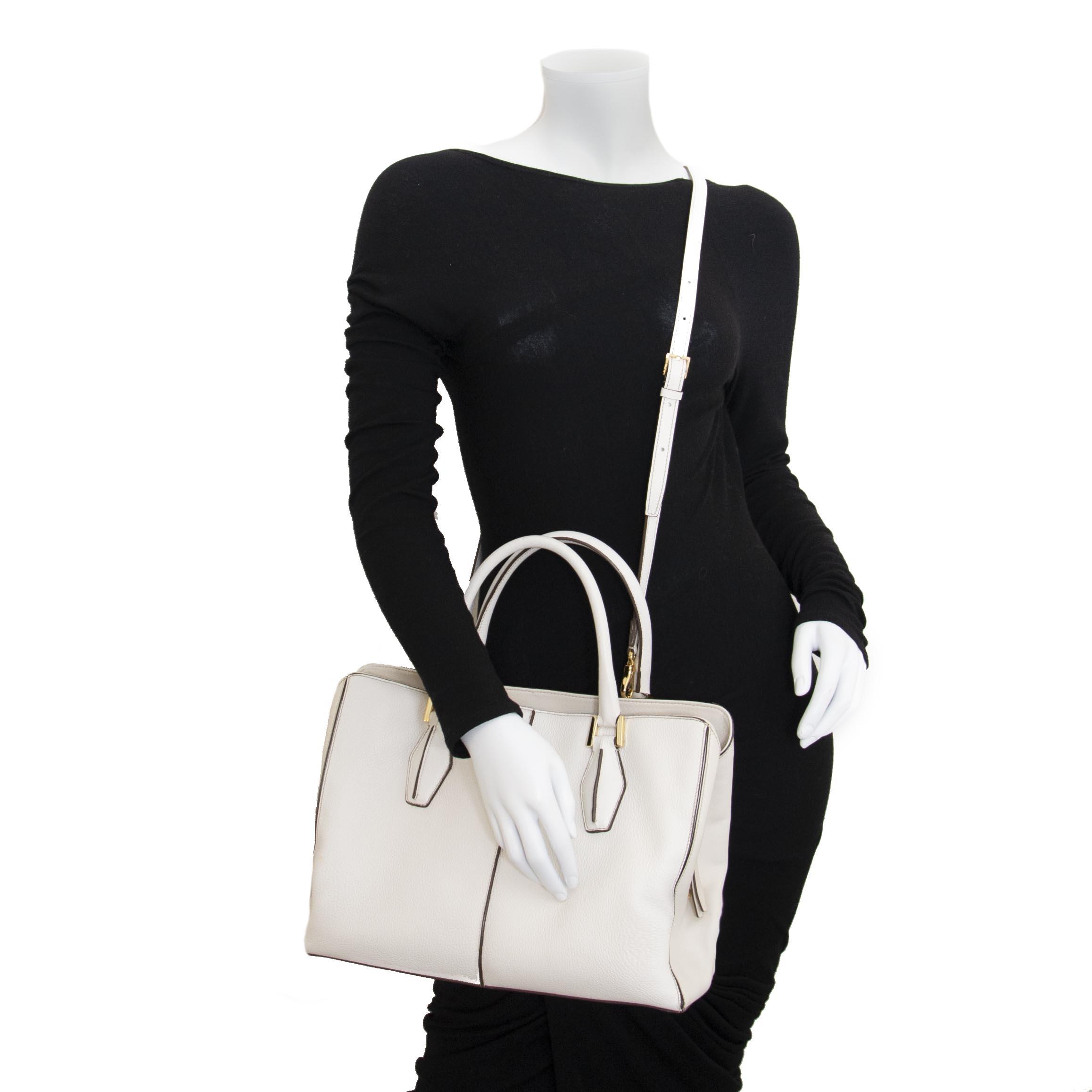 Tod's D-styling moyen sac à vendre seconde-à-main à labellov vintage webshop de mode belgique