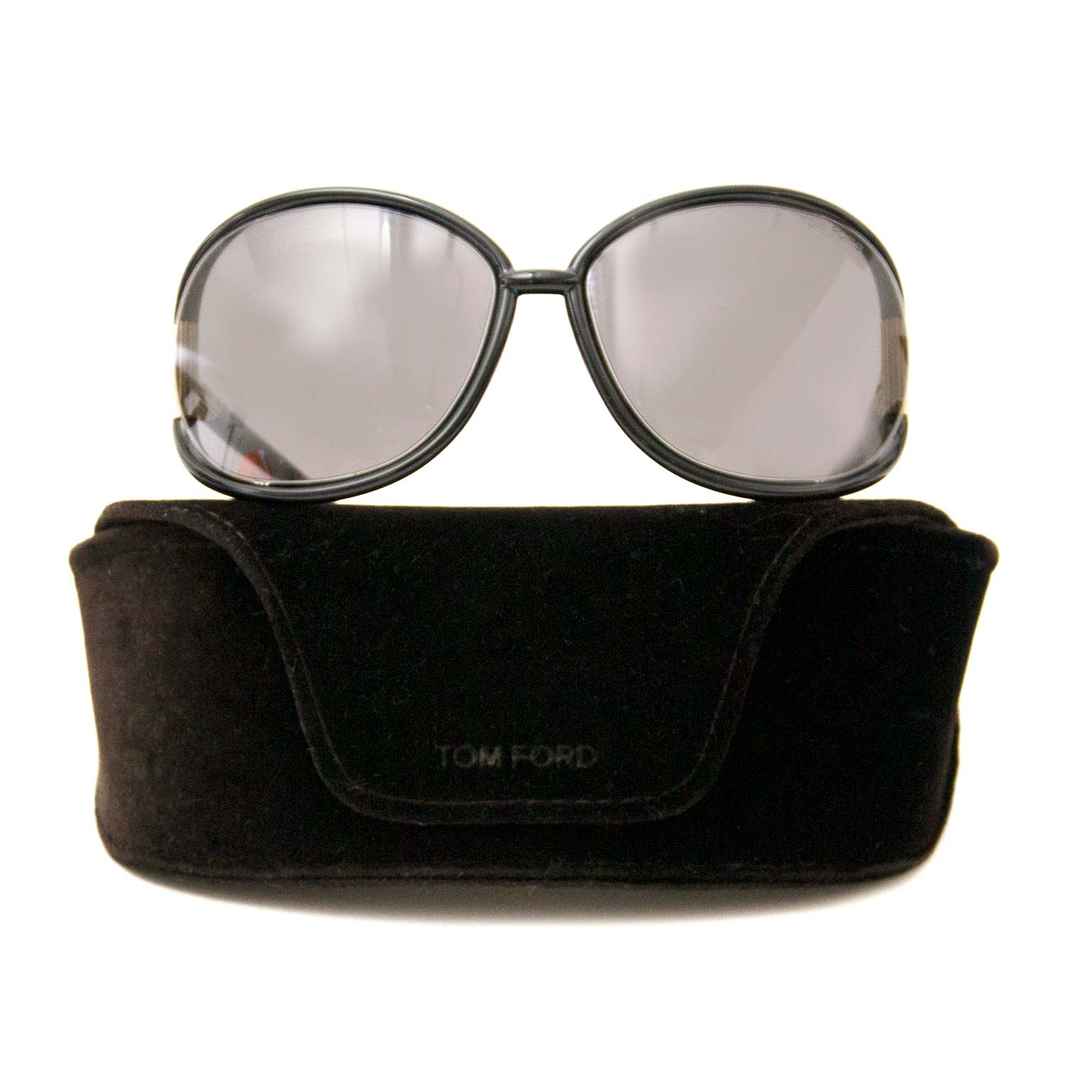 63e7a2731de4 ... buy authentic tom ford oval sunglasses now at labellov vintage fashion  webshop belgium