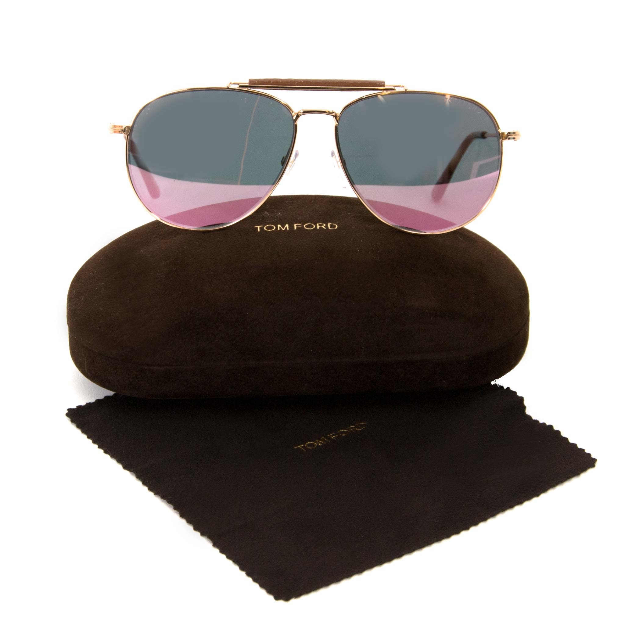 f1a77628428d ... tom ford mirror rose gold sean sunglasses now for sale at labellov  vintage fashion webshop belgium