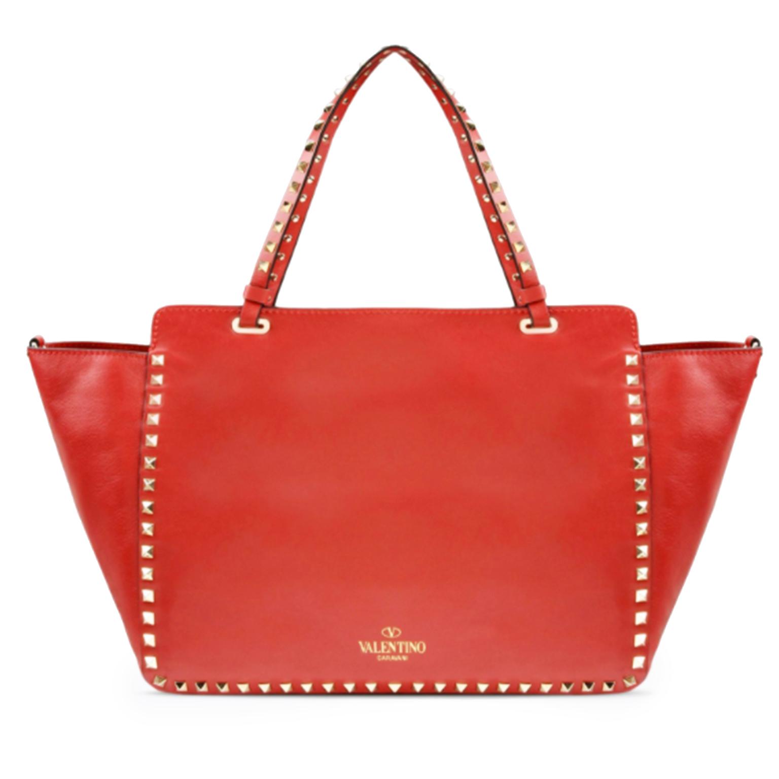 valentino rockstud medium tote bag en ligne chez labellov.com pour le meilleur prix