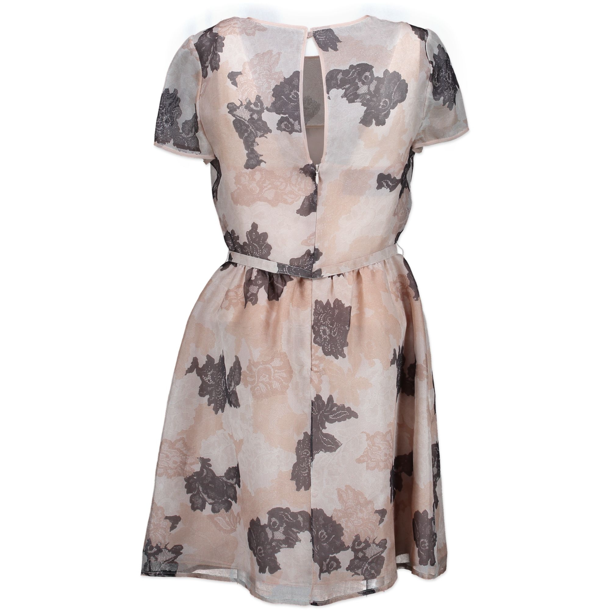 Buy authentic secondhand Valentino floral dress at Labellov vintage designer webshop at the right price safe and secure online shopping.