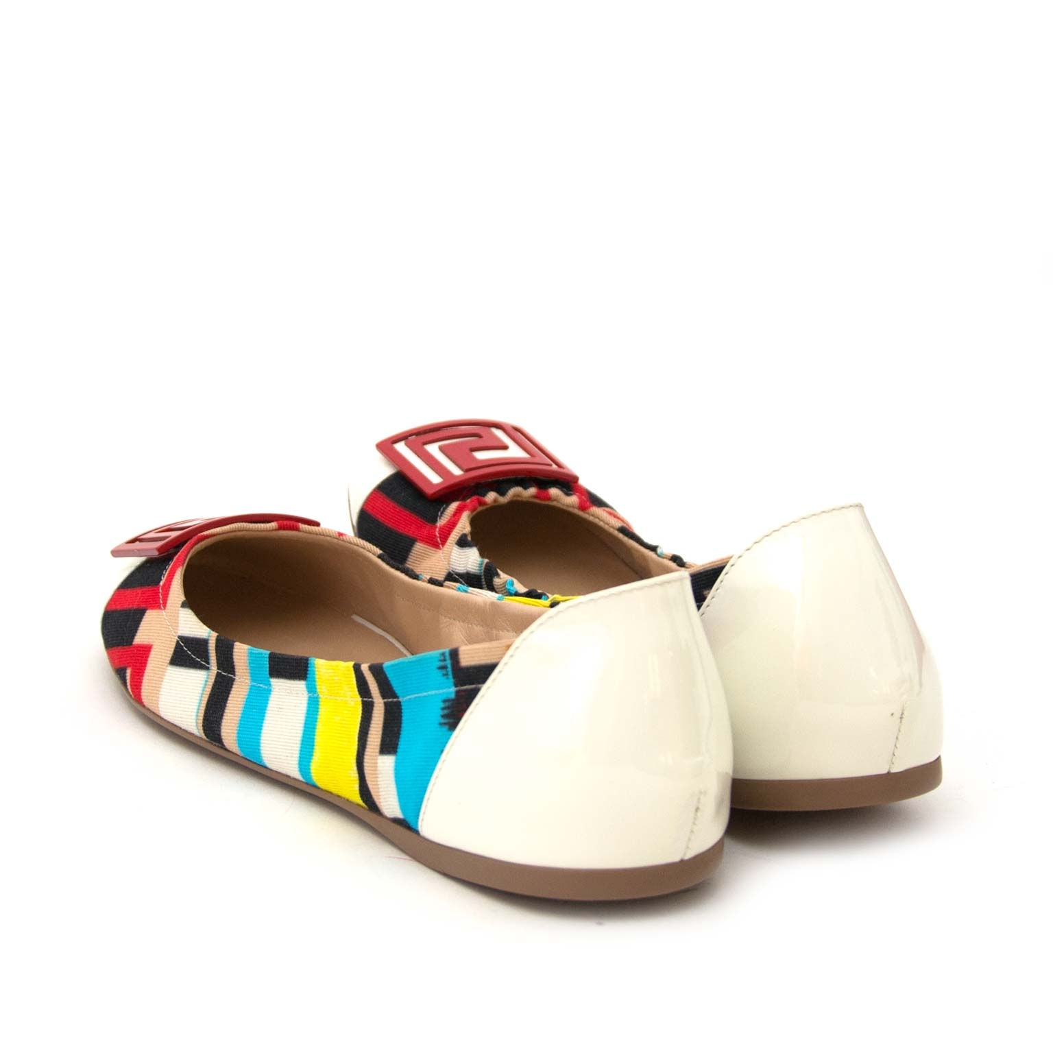 Buy Versace ballerinas online at labellov vintage fashion webshop