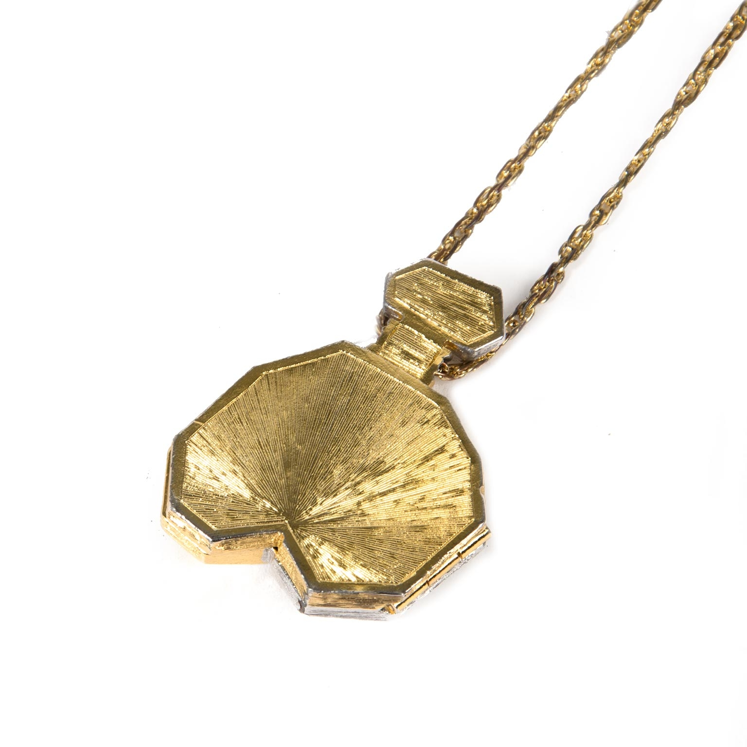 buy Versace Parfume Pendant Necklace at labellov for the best price