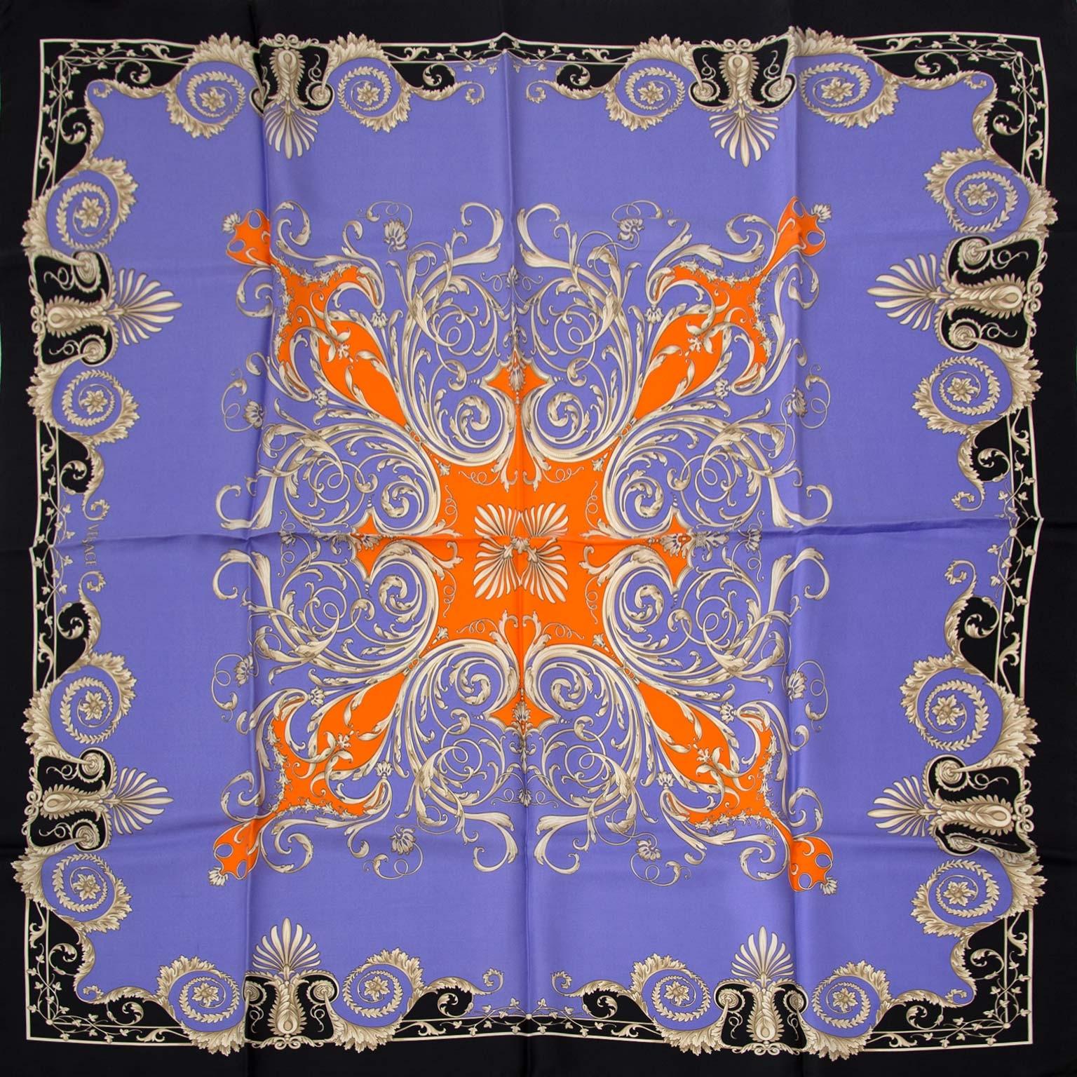 versace sjaals te koop bij labellov vintage mode webshop belgië