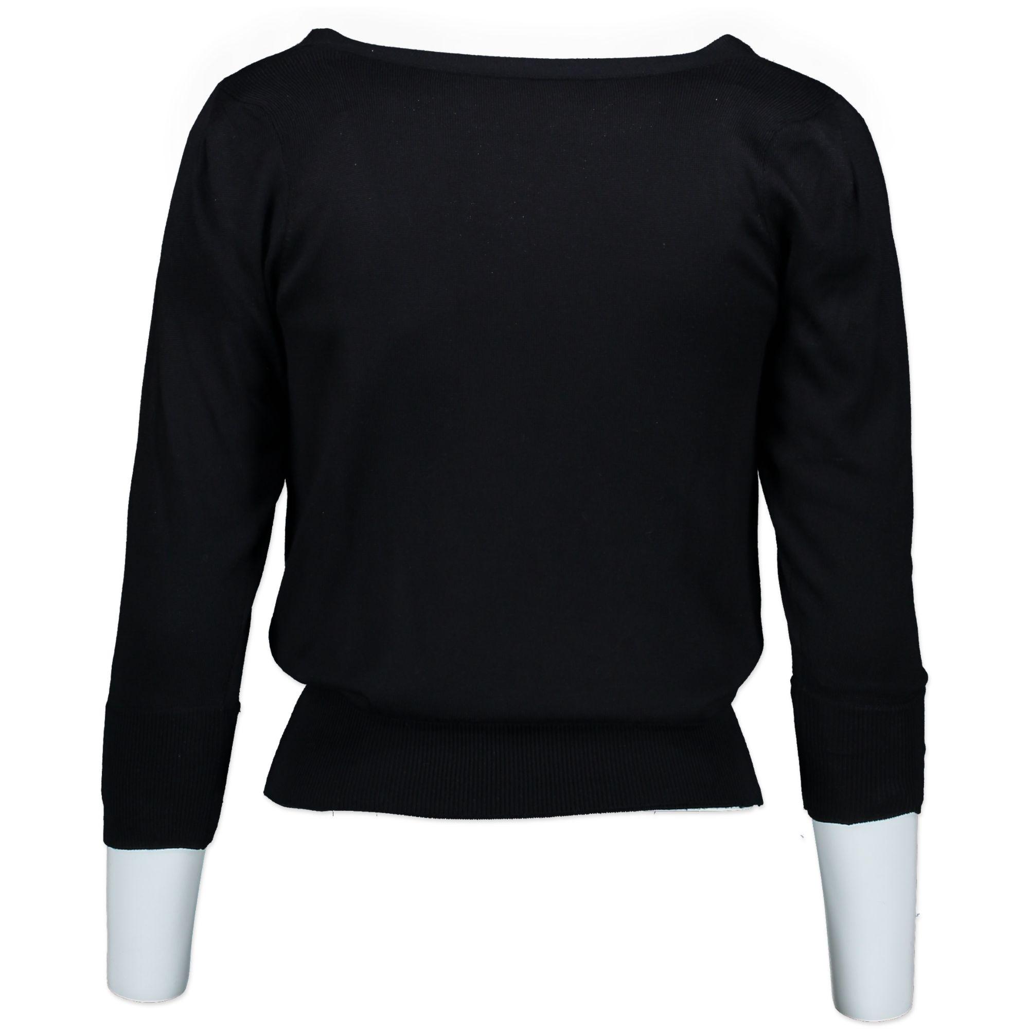 Koop authentieke tweedehands Versace wollen trui voor de juiste prijs bij labellov designer vintage webshop. Veilig online shoppen.