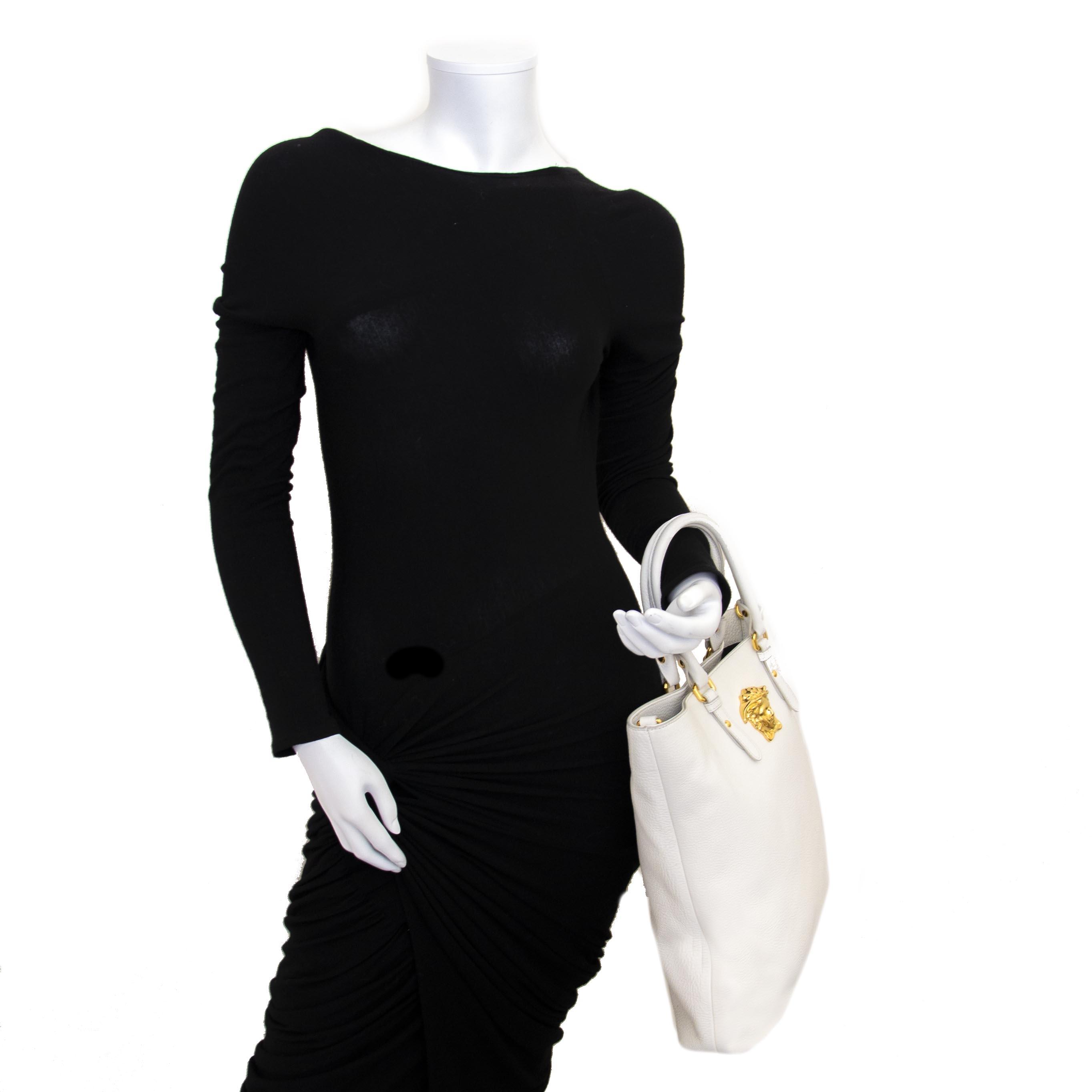 Secondhand Versace handbags at Labellov Antwerp.